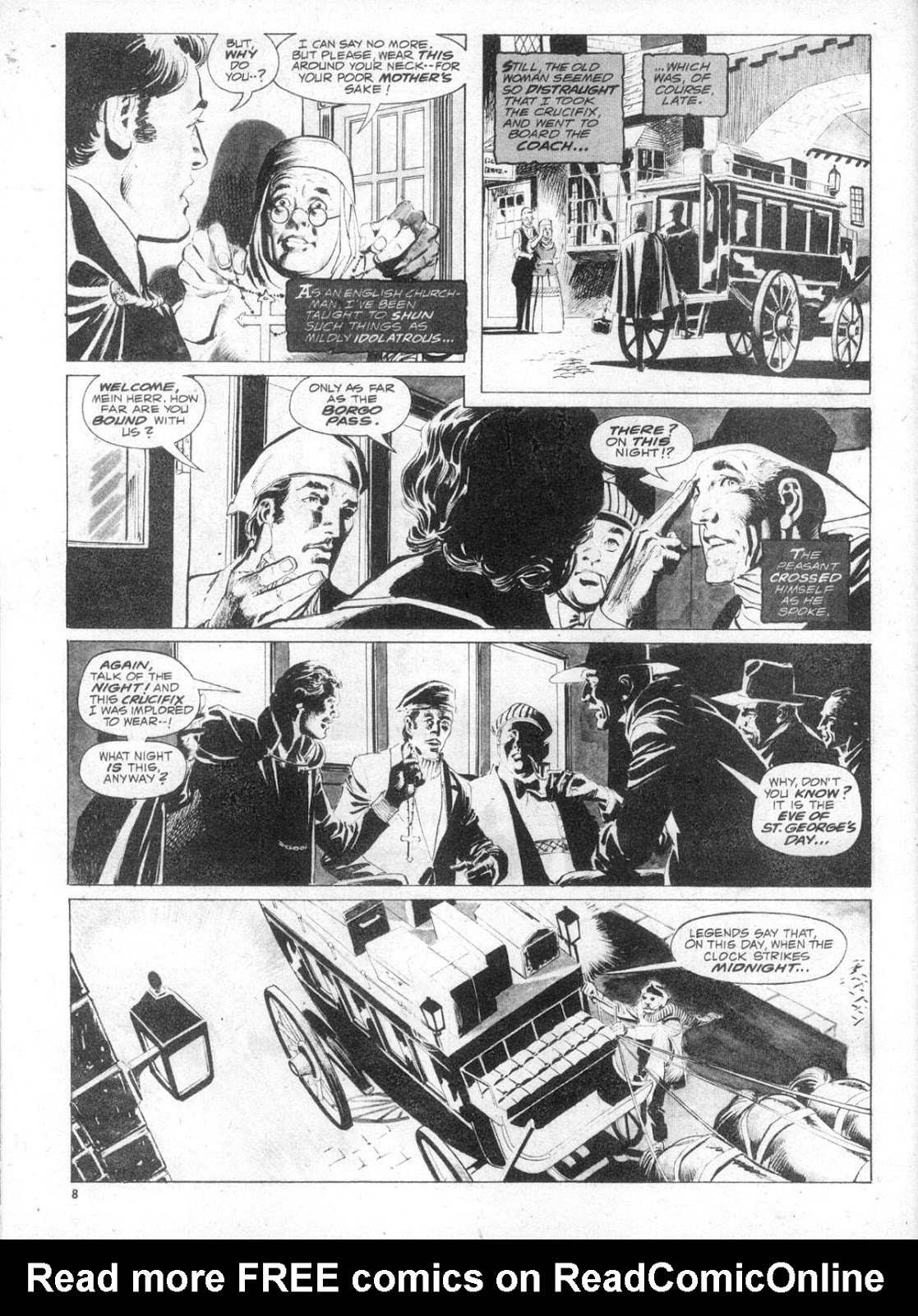 Dracula Lives issue 5 - Page 9