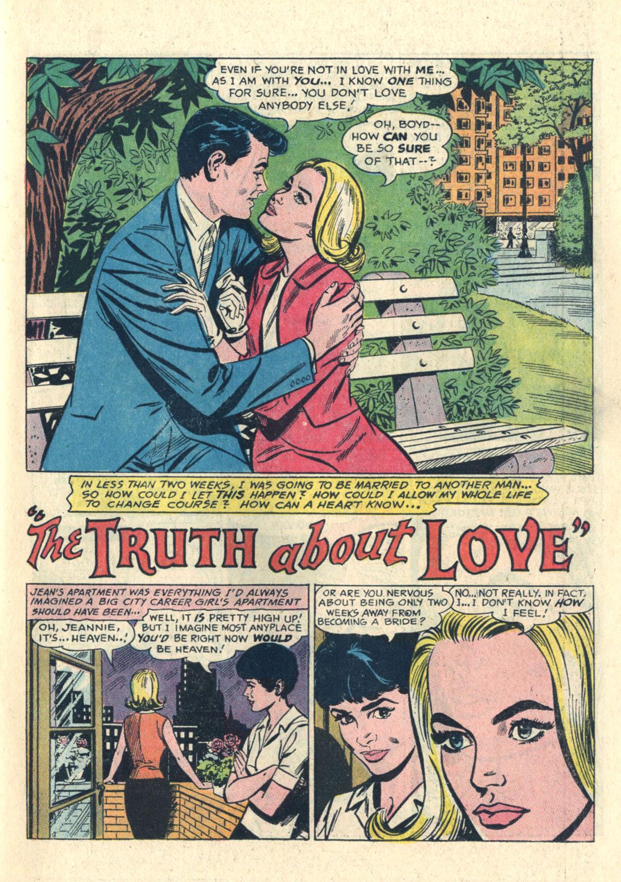 Read online Secret Hearts comic -  Issue #112 - 11