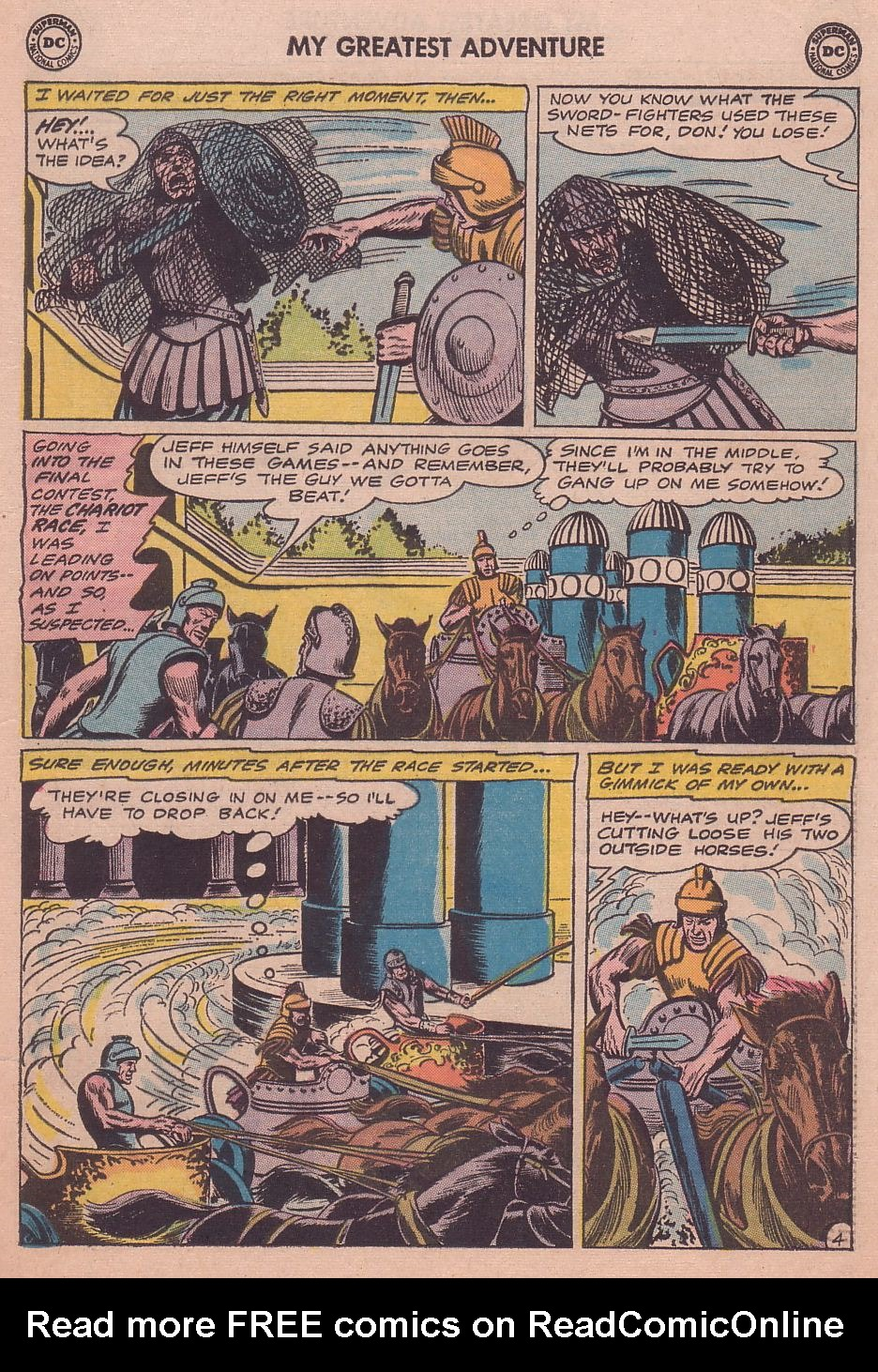 My Greatest Adventure (1955) issue 65 - Page 17