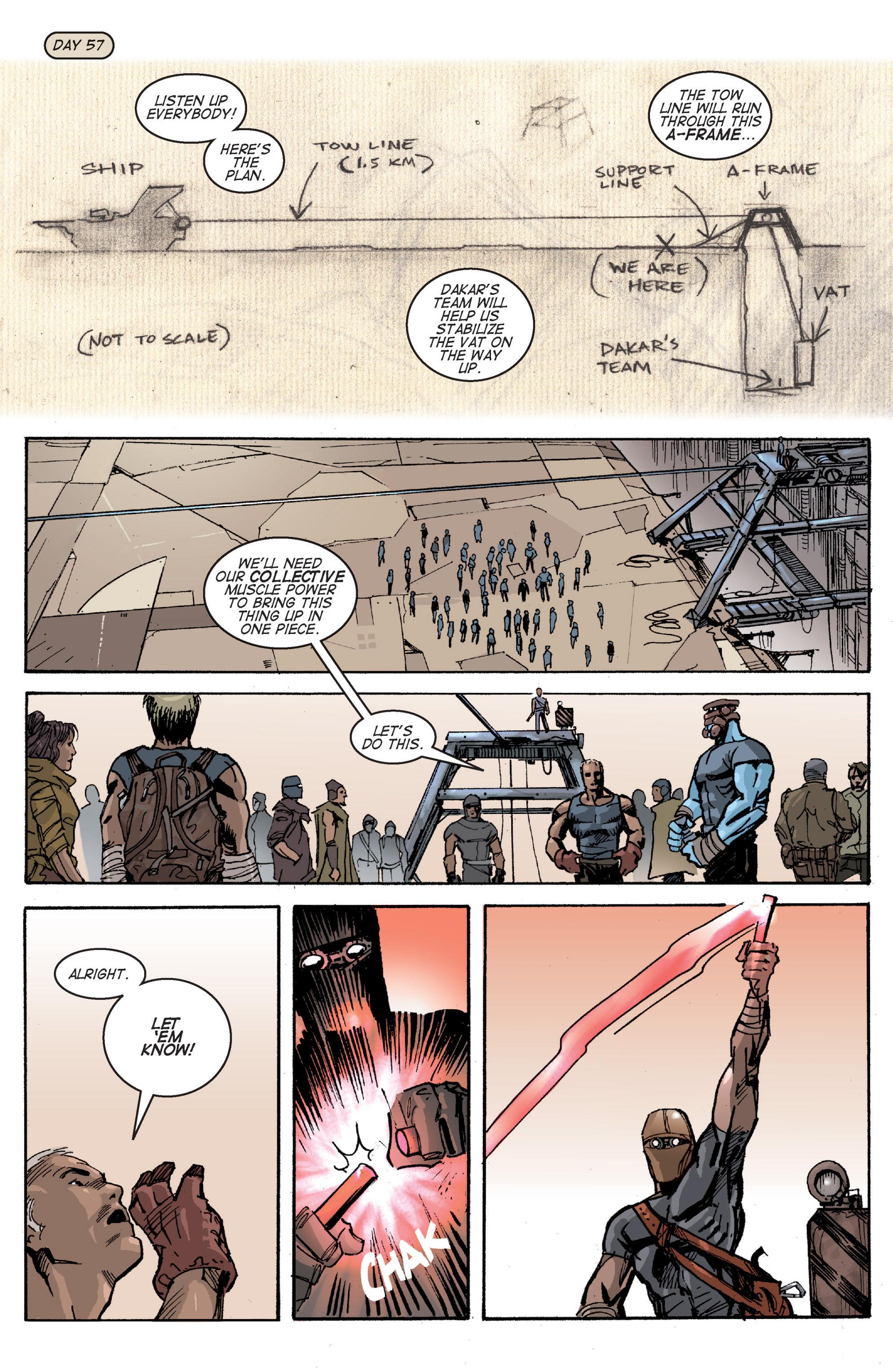 Read online Planetoid comic -  Issue # TPB - 93