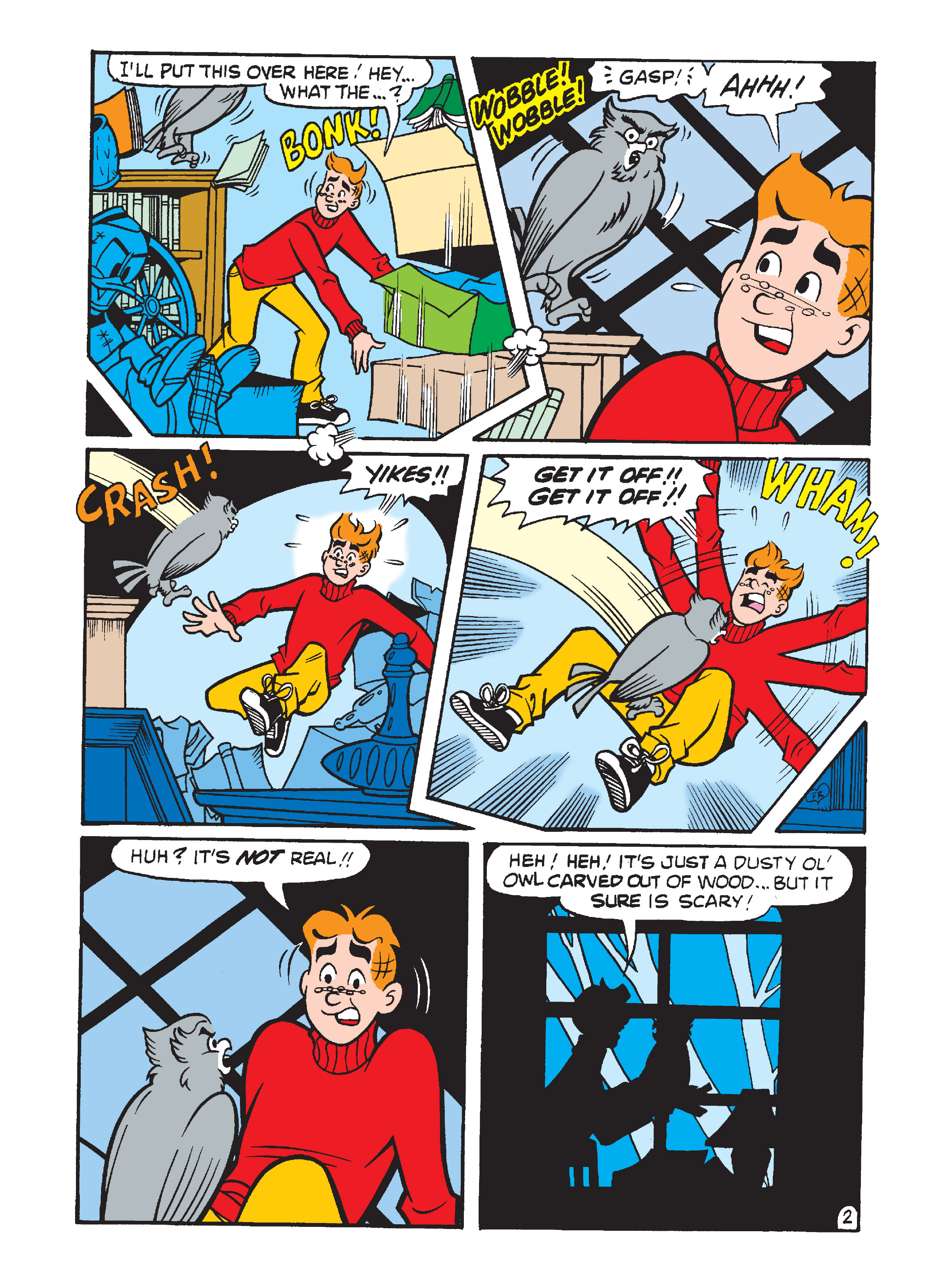 Read online Archie 1000 Page Comics Bonanza comic -  Issue #1 (Part 2) - 84