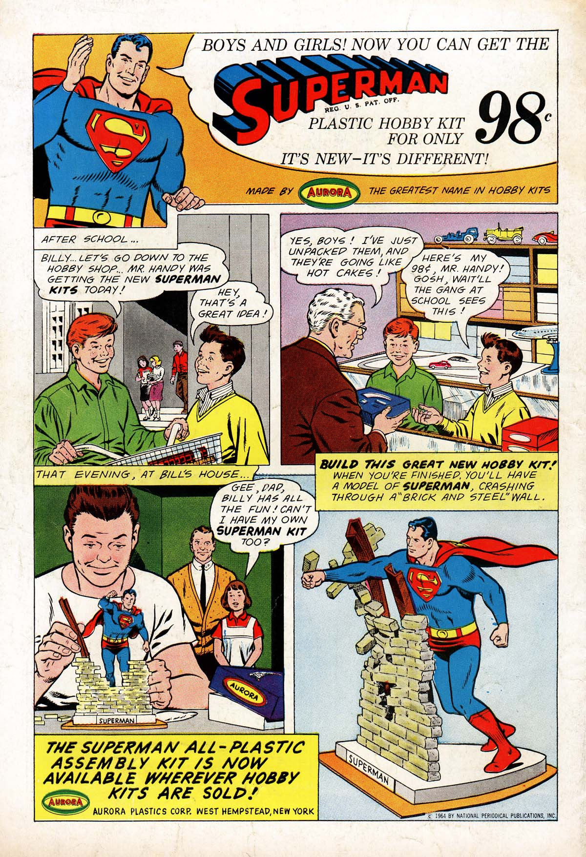 Read online Adventure Comics (1938) comic -  Issue #322 - 36
