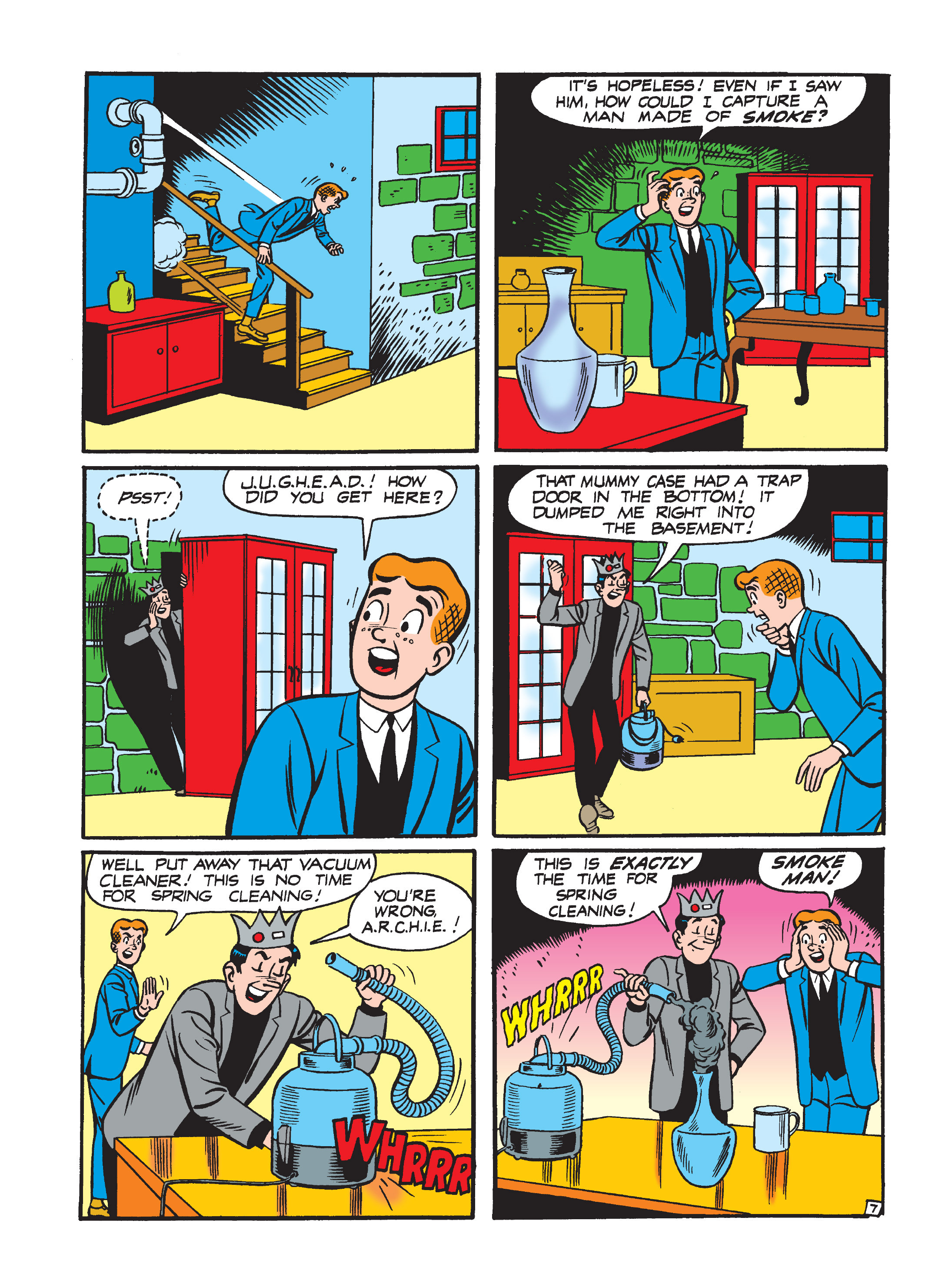 Read online Archie 75th Anniversary Digest comic -  Issue #1 - 11