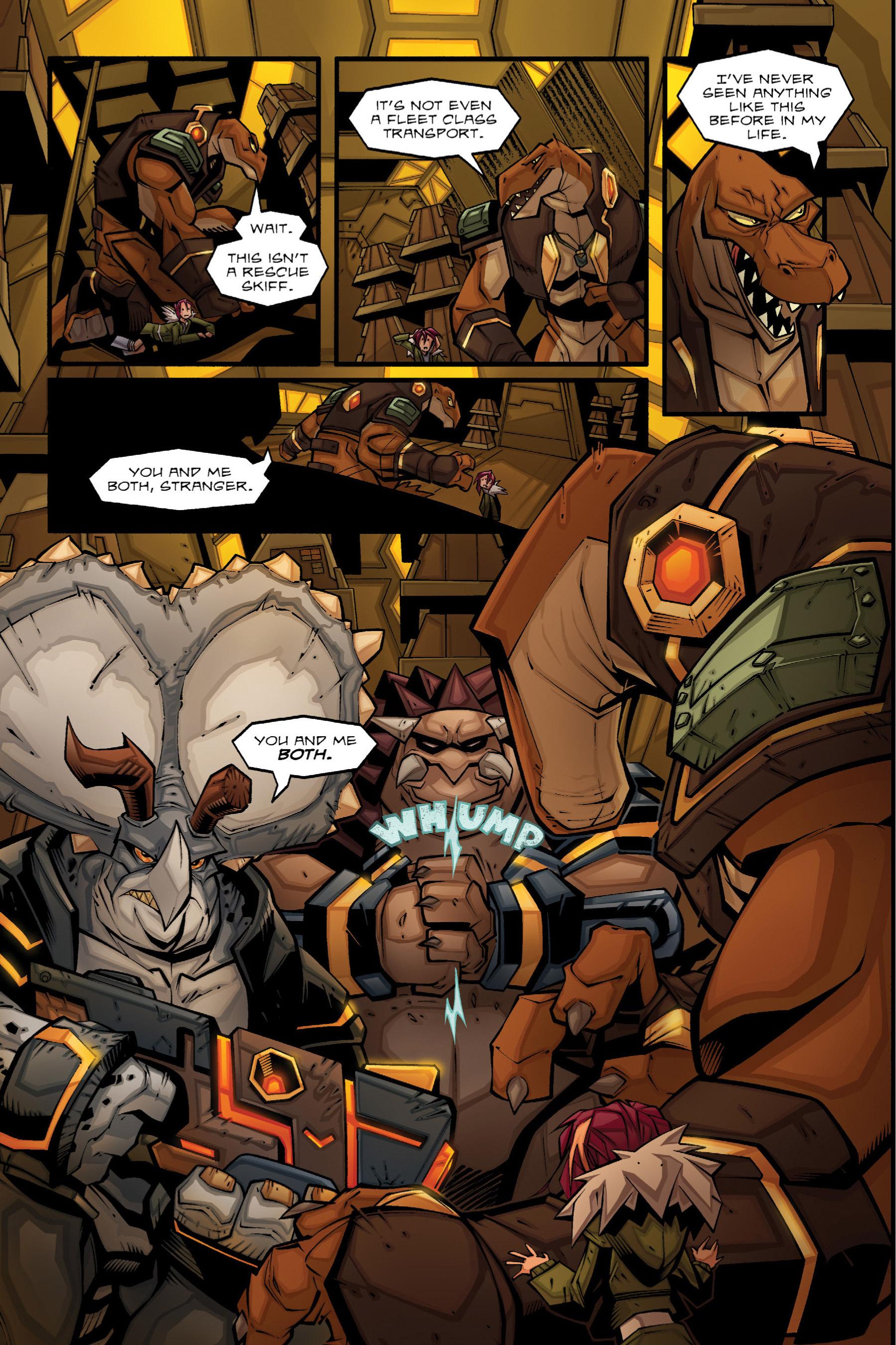 Read online Rexodus comic -  Issue # Full - 32