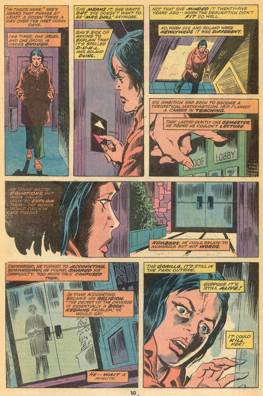 Man-Thing (1974) issue 21 - Page 7