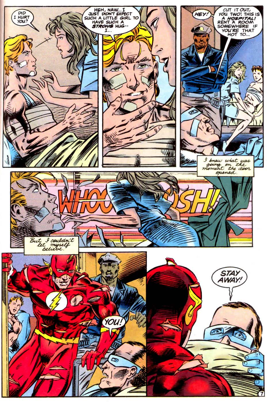 Read online The Flash (1987) comic -  Issue # _Annual 7 - 8