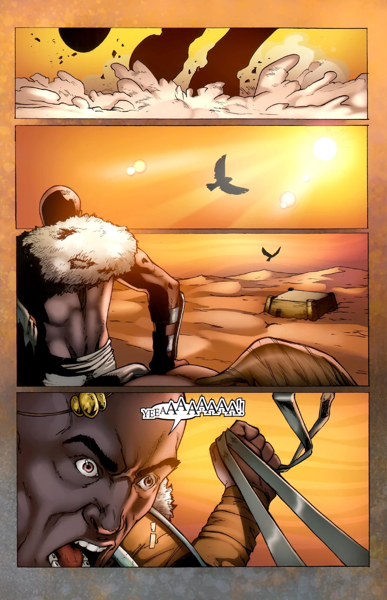 Read online 1001 Arabian Nights: The Adventures of Sinbad comic -  Issue #11 - 10