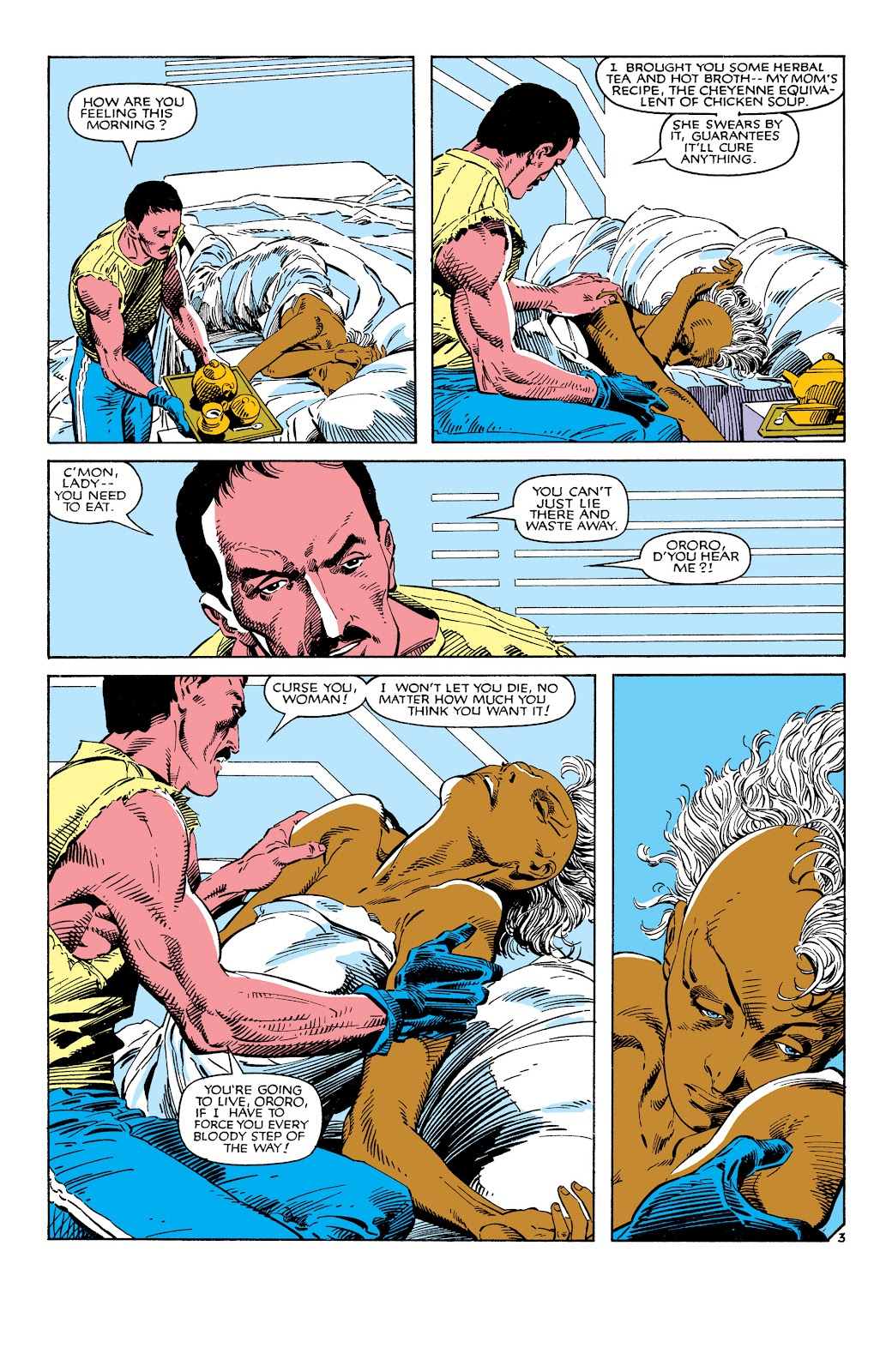Uncanny X-Men (1963) issue 186 - Page 4