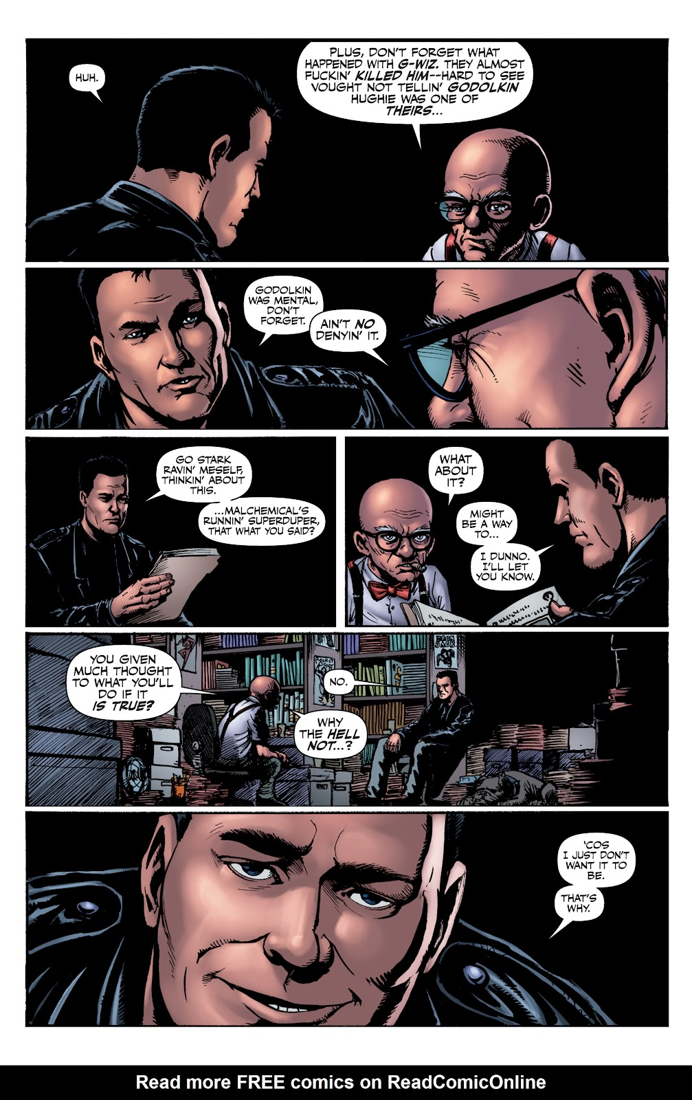 Read online The Boys Omnibus comic -  Issue # TPB 4 (Part 1) - 39