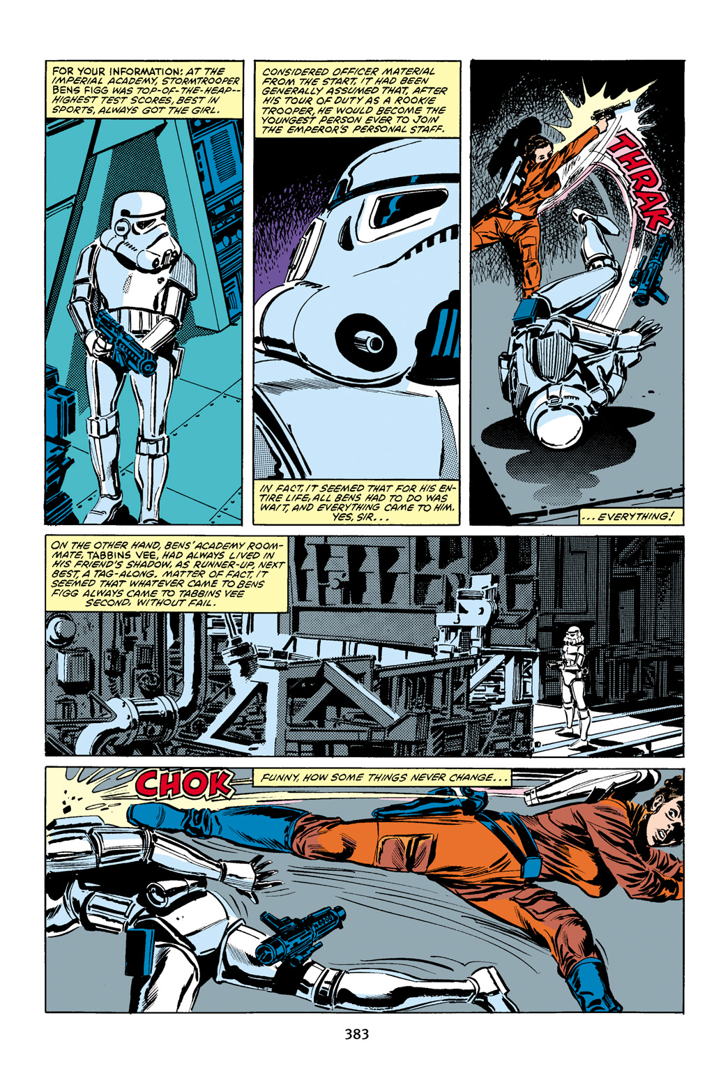 Read online Star Wars Omnibus comic -  Issue # Vol. 16 - 376