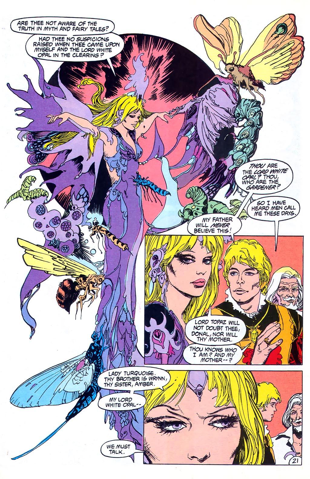 Read online Amethyst (1987) comic -  Issue #1 - 24