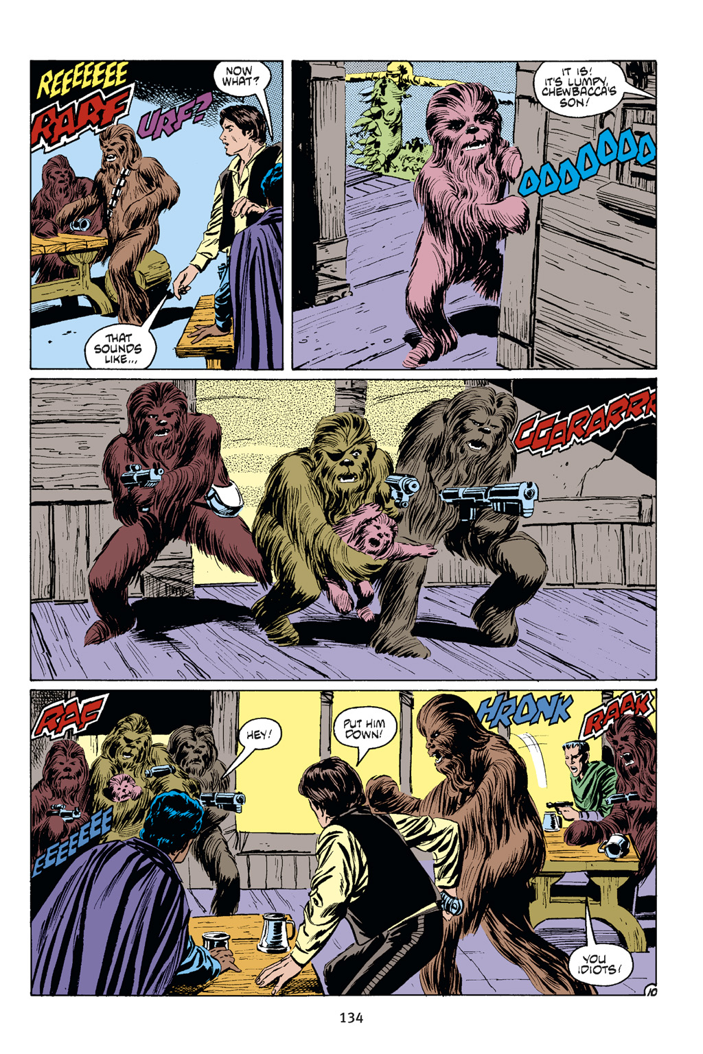 Read online Star Wars Omnibus comic -  Issue # Vol. 21 - 128