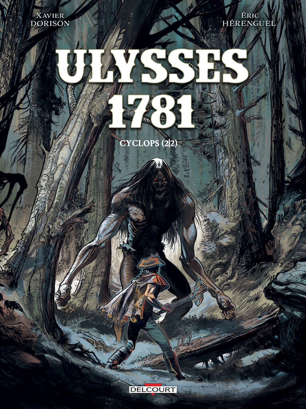 Ulysses 1781 issue 2 - Page 1