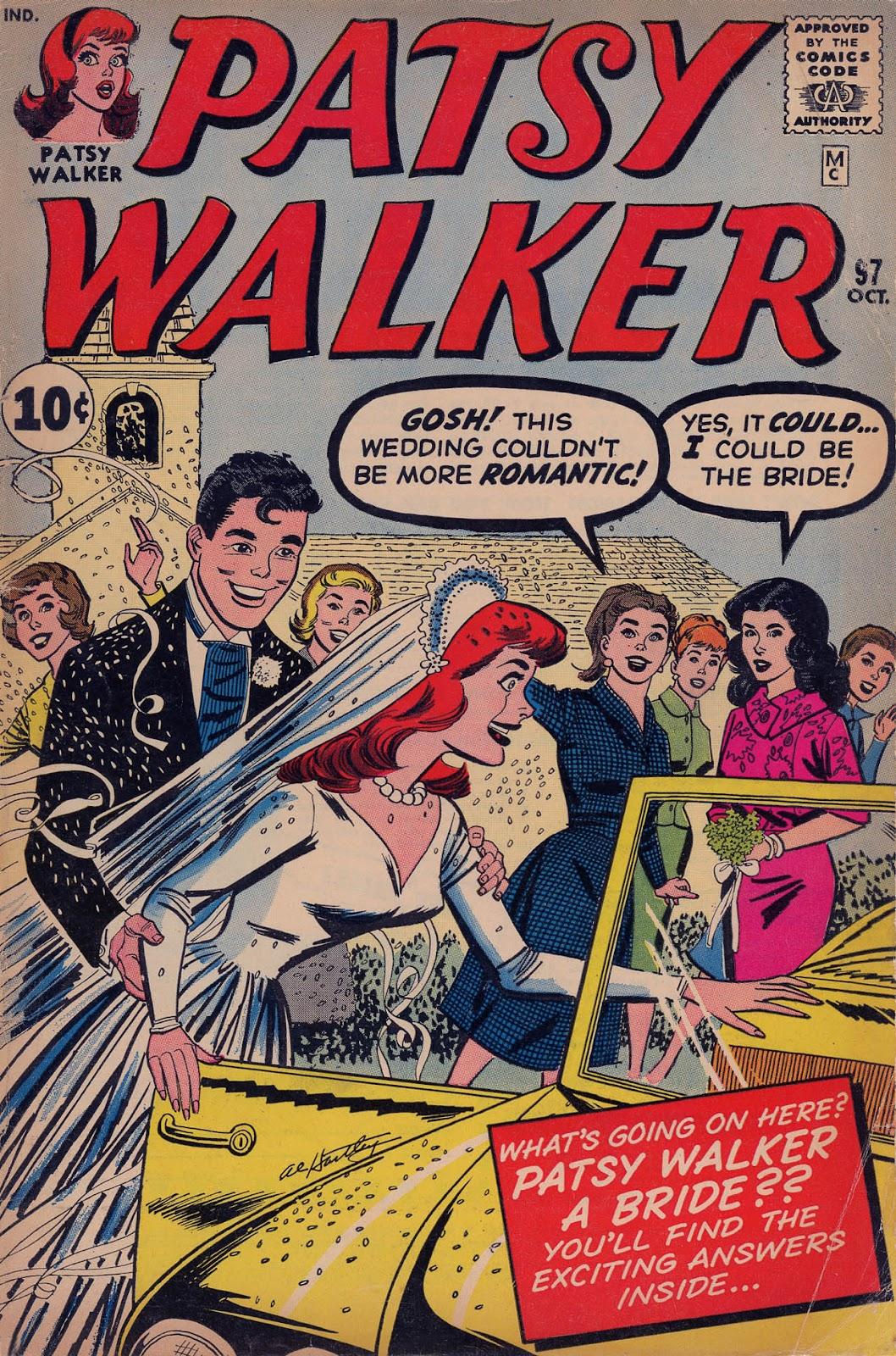 Patsy Walker 97 Page 1