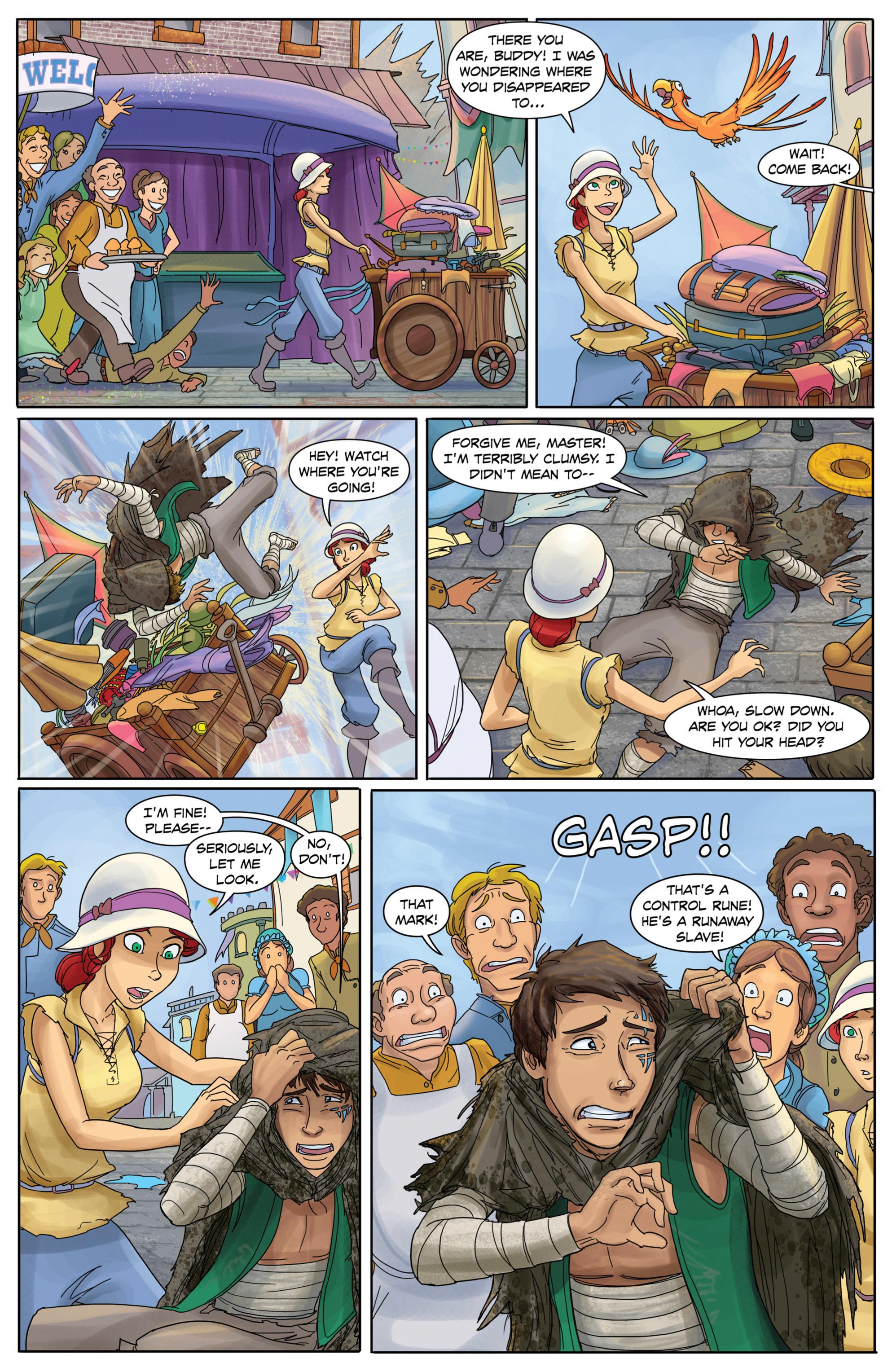 Read online Anne Bonnie comic -  Issue #2 - 17