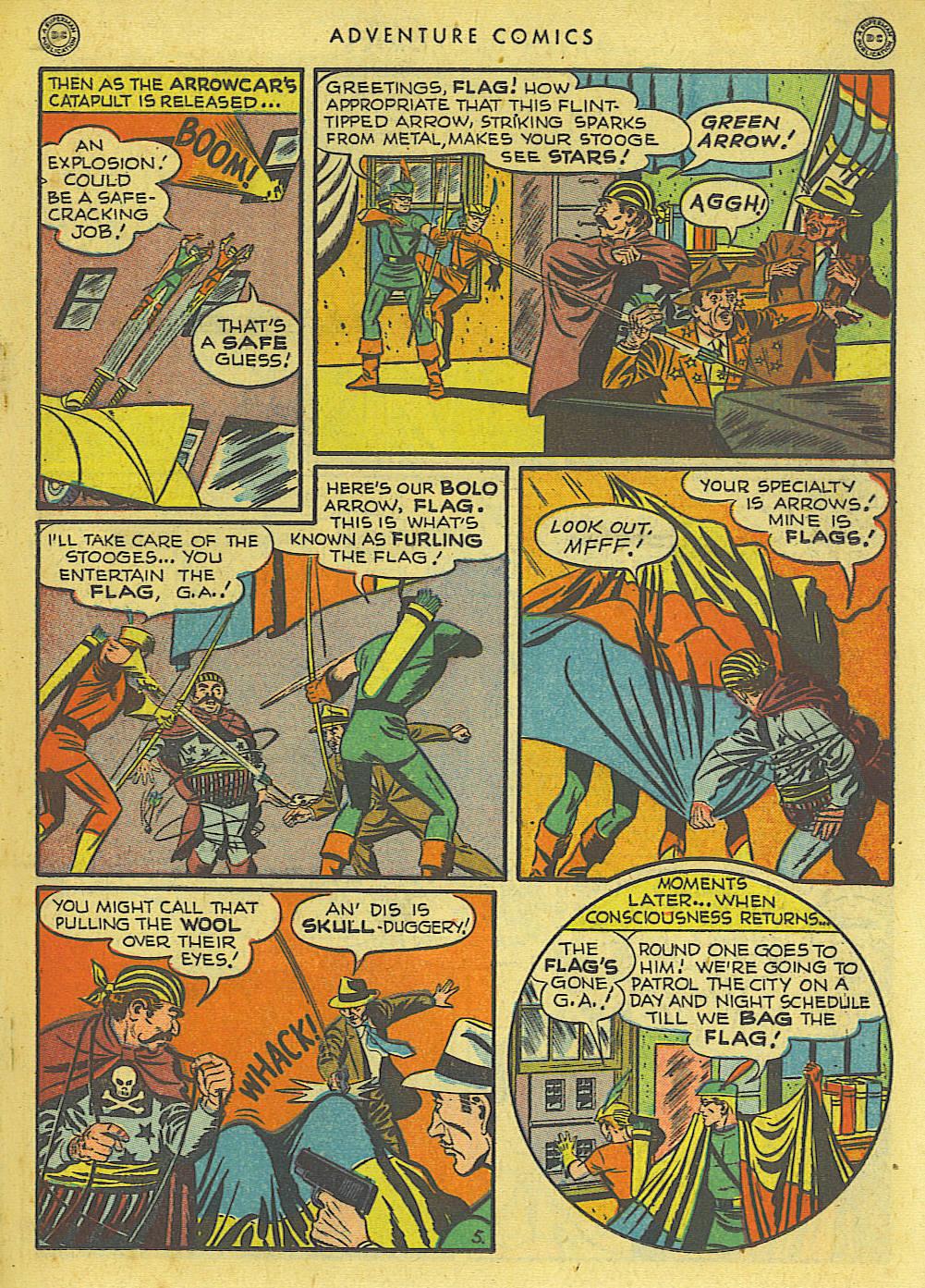 Read online Adventure Comics (1938) comic -  Issue #135 - 27