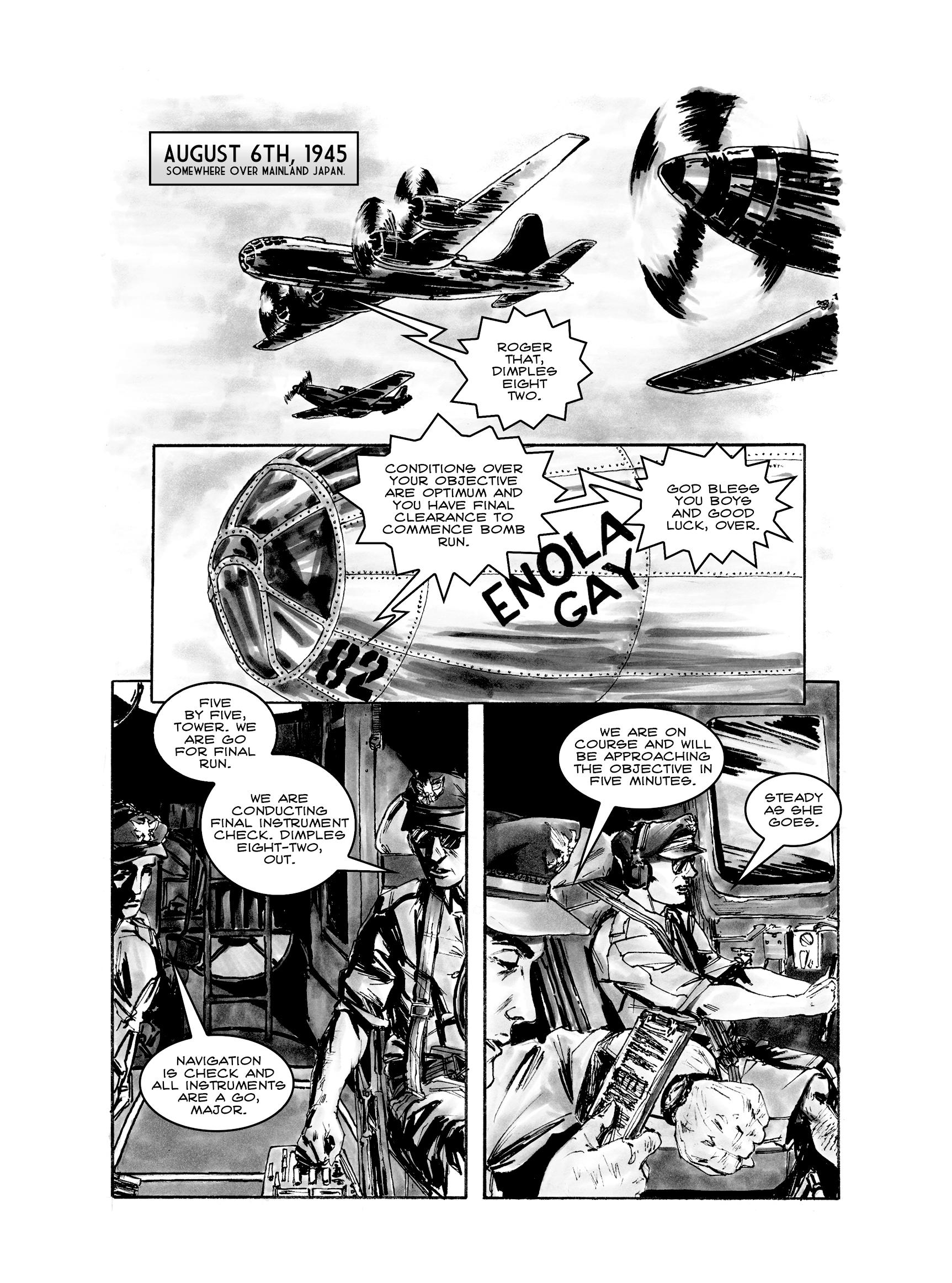 Read online FUBAR comic -  Issue #2 - 9