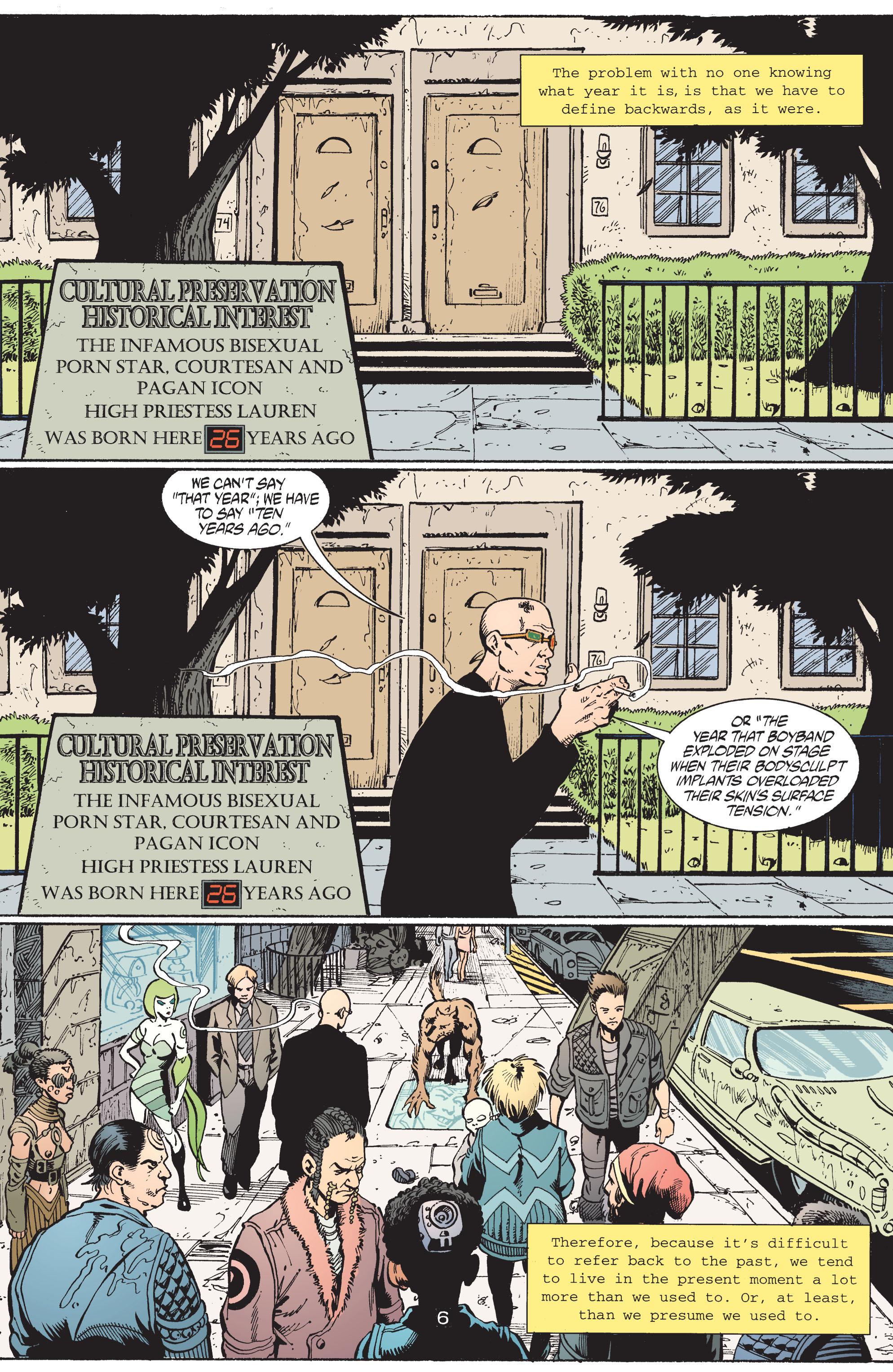 Read online Transmetropolitan comic -  Issue #42 - 7