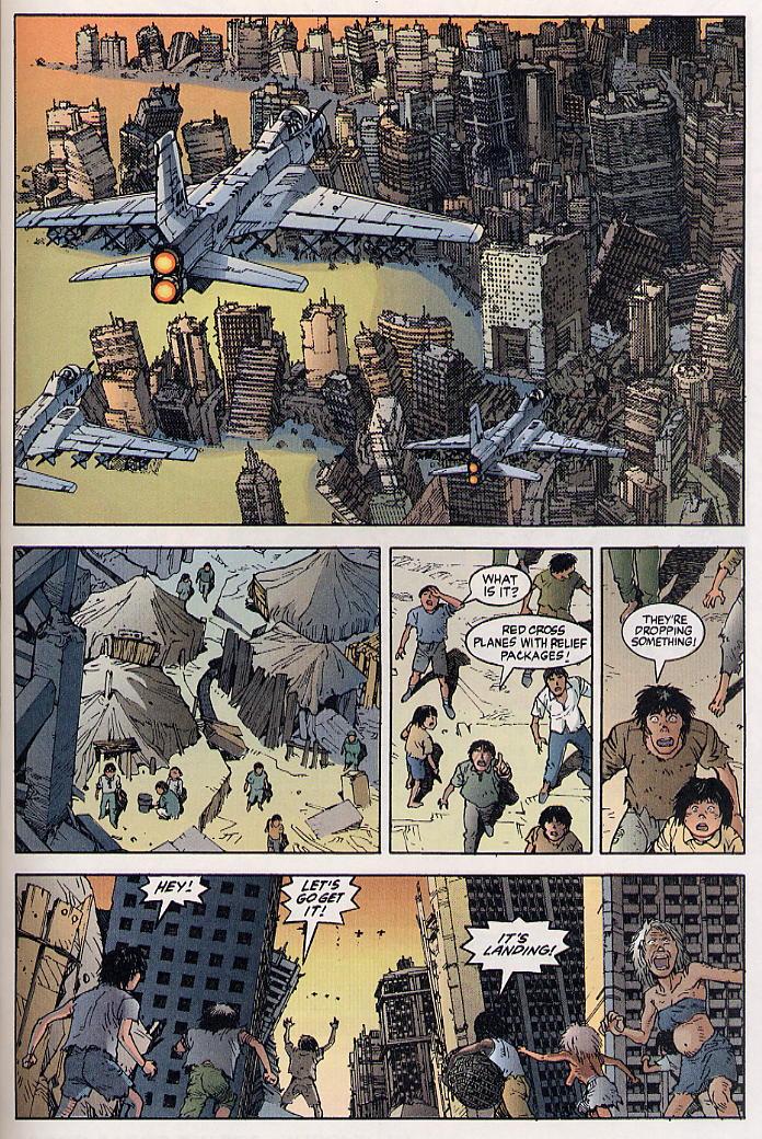 Read online Akira comic -  Issue #32 - 64