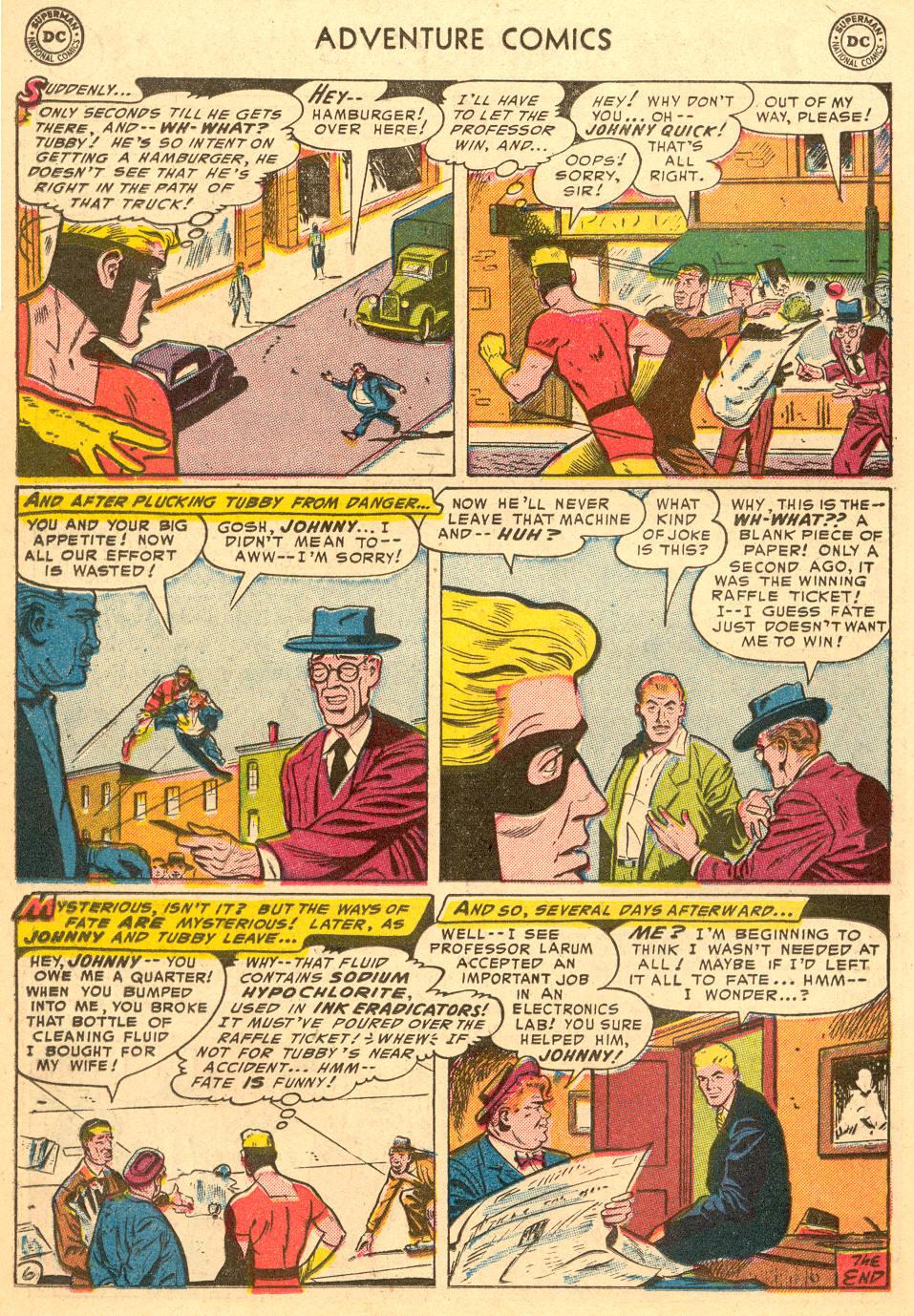 Read online Adventure Comics (1938) comic -  Issue #198 - 30