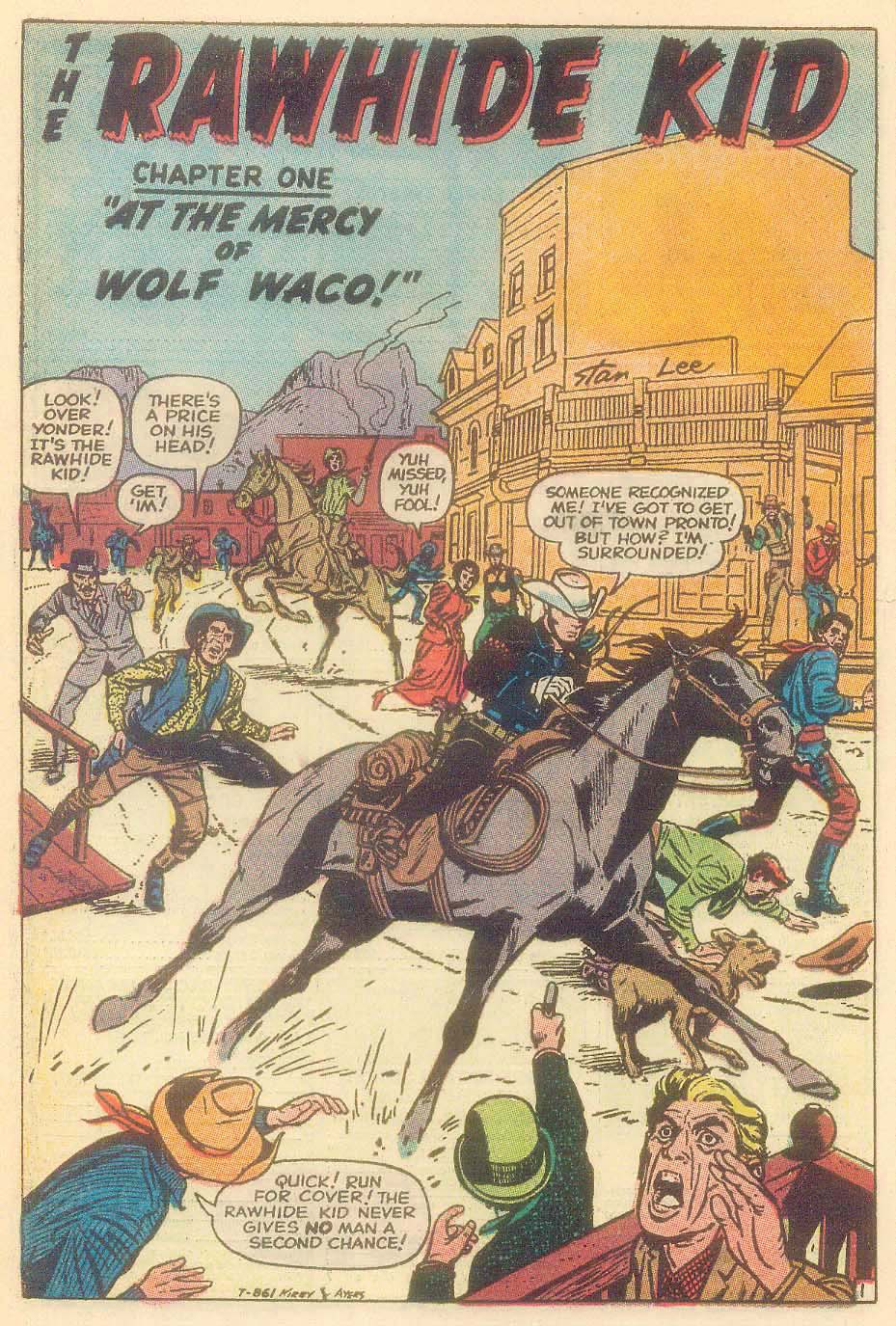 The Rawhide Kid (1955) issue 92 - Page 20