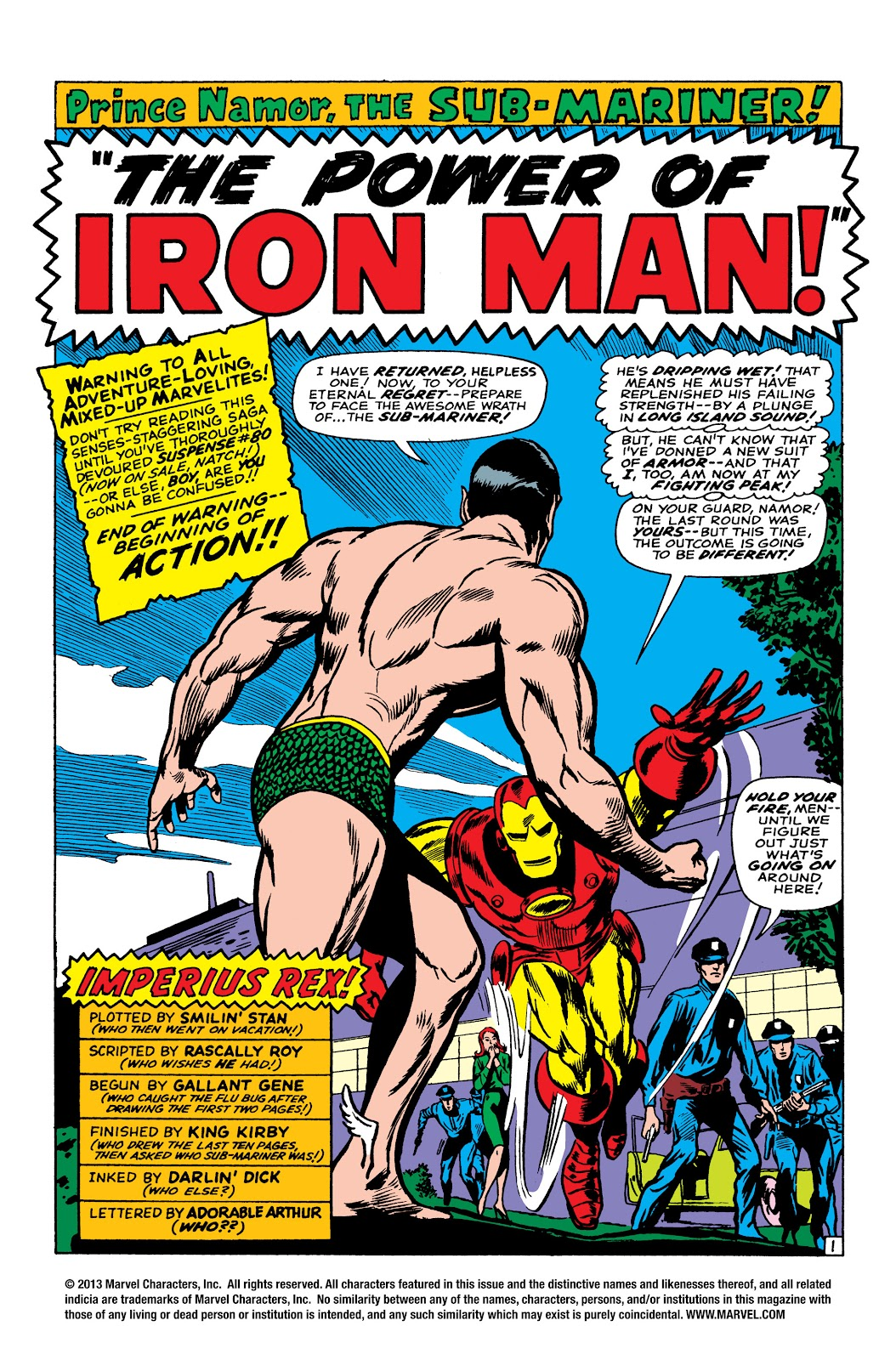 Read online Marvel Masterworks: The Invincible Iron Man comic -  Issue # TPB 3 (Part 5) - 18