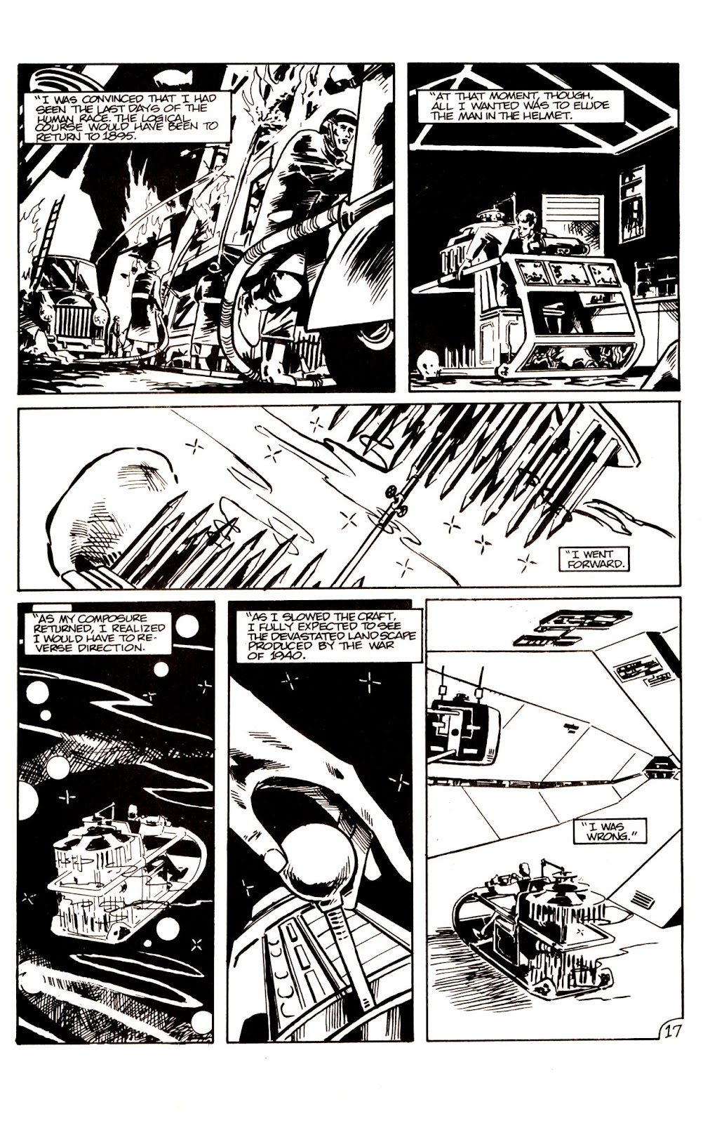 The Time Machine issue 1 - Page 20
