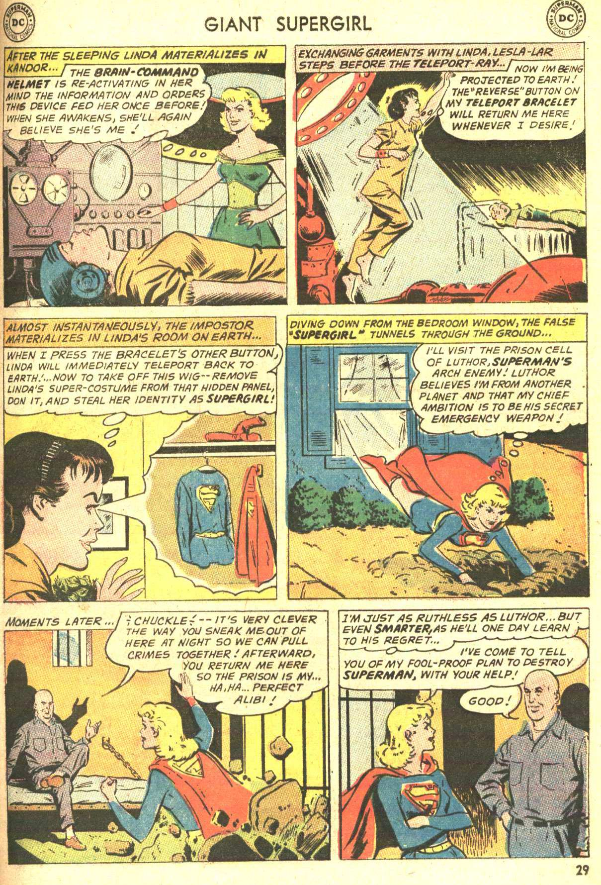 Read online Action Comics (1938) comic -  Issue #360 - 28