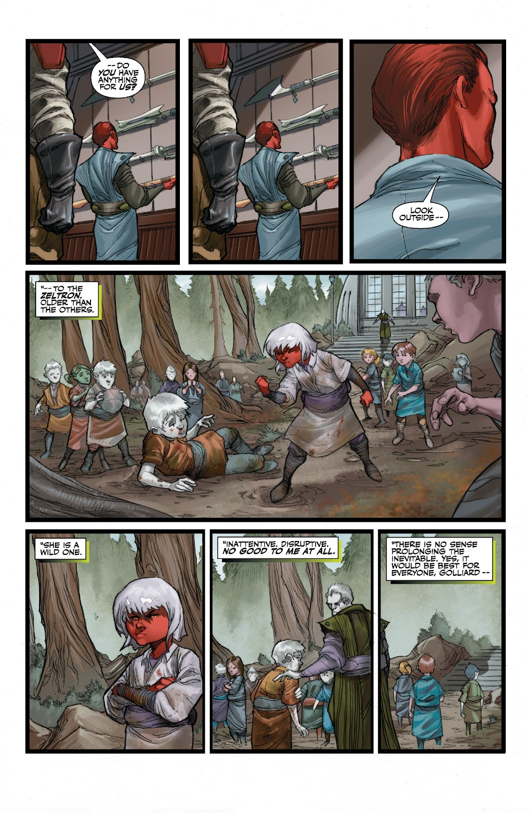 Read online Star Wars Legends: The Old Republic - Epic Collection comic -  Issue # TPB 3 (Part 2) - 69