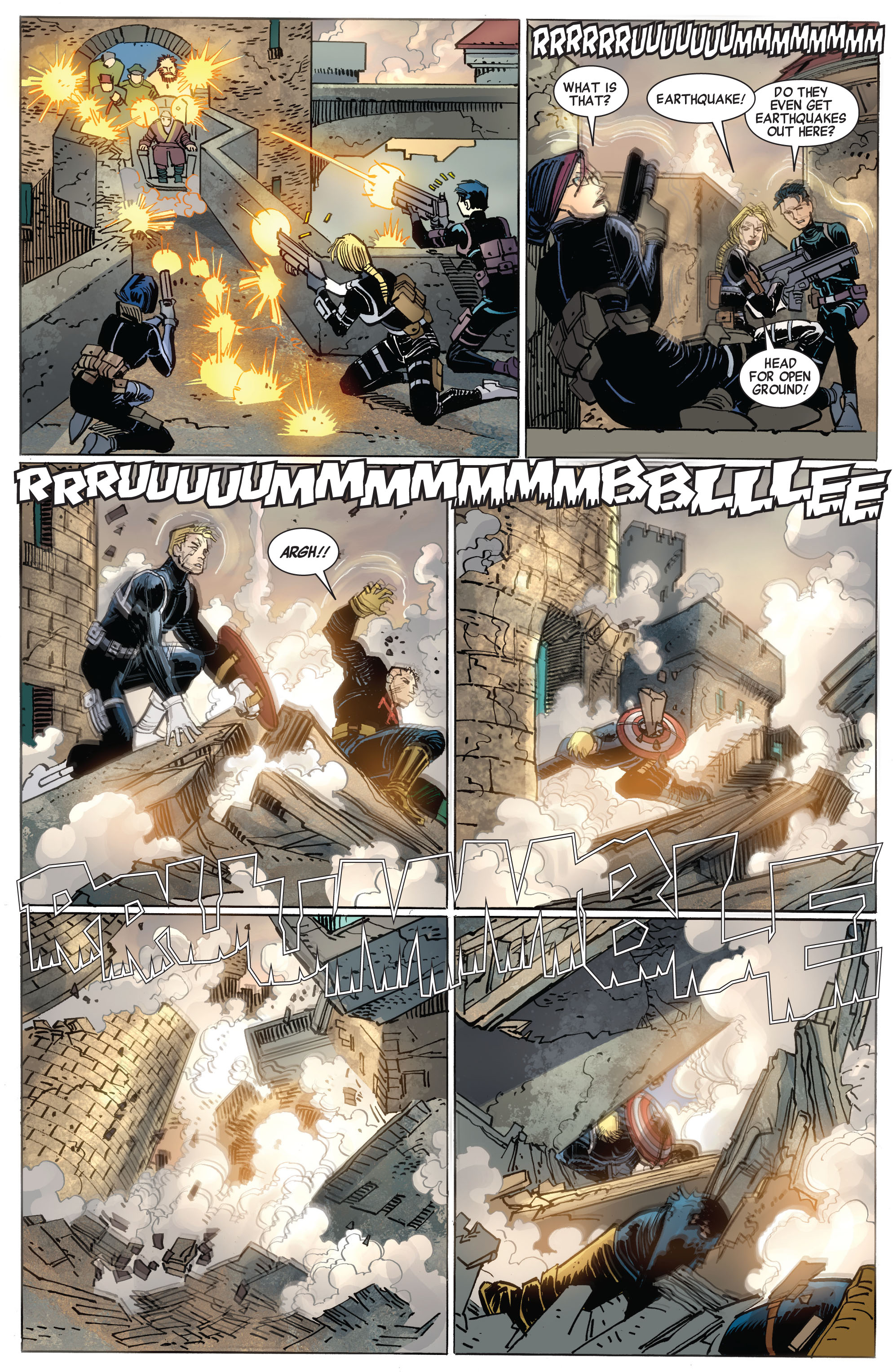 Read online Avengers (2010) comic -  Issue #16 - 21