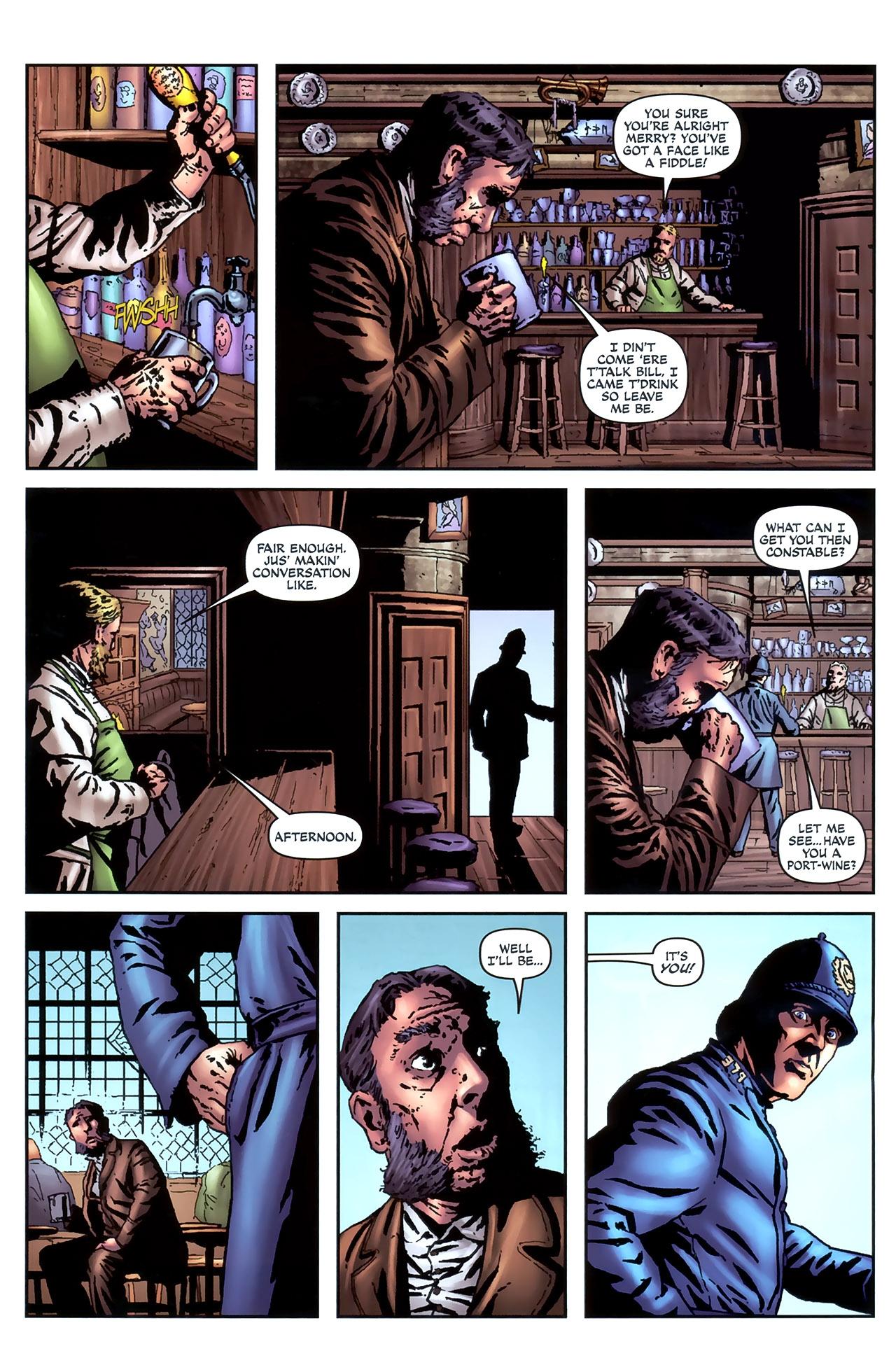 Read online Sherlock Holmes (2009) comic -  Issue #4 - 6