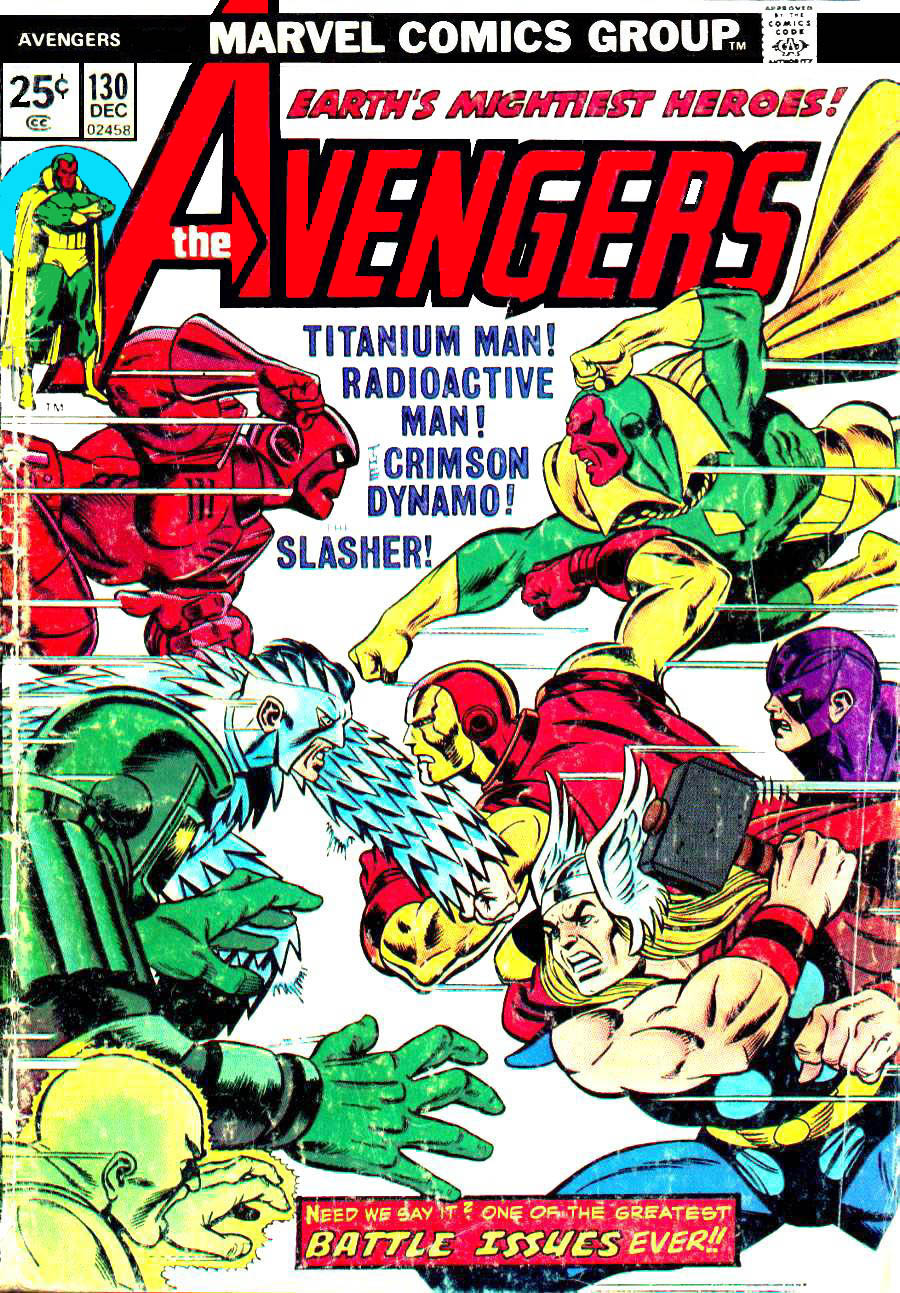 The Avengers (1963) 130 Page 1