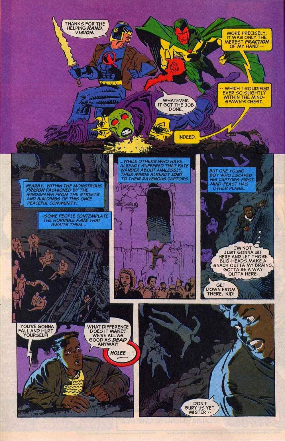 Read online Sleepwalker comic -  Issue #27 - 7