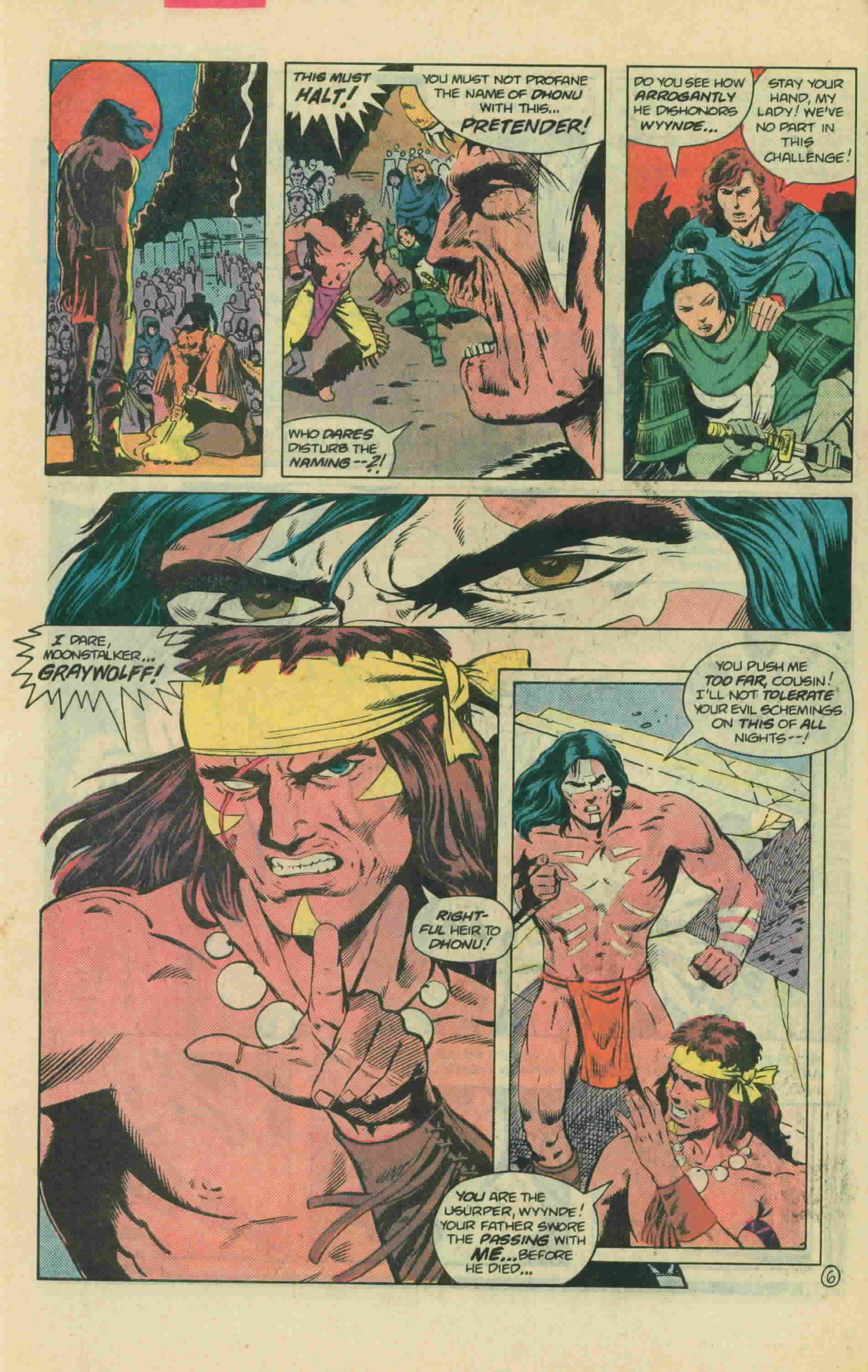 Read online Arion, Lord of Atlantis comic -  Issue #13 - 11