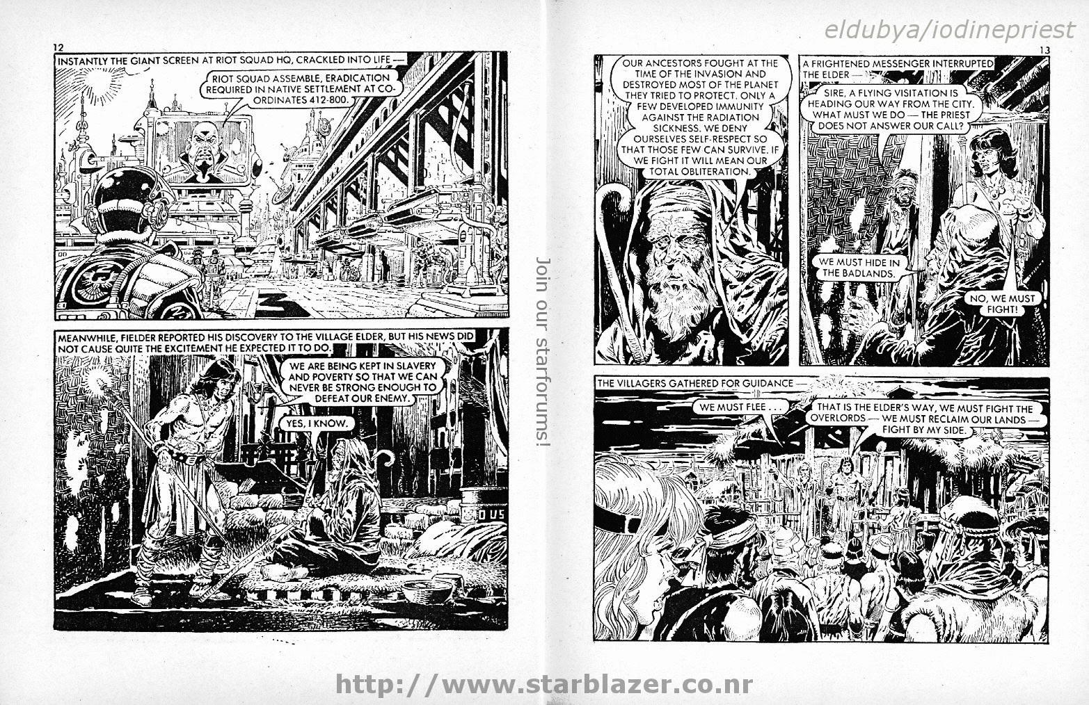 Starblazer issue 118 - Page 8