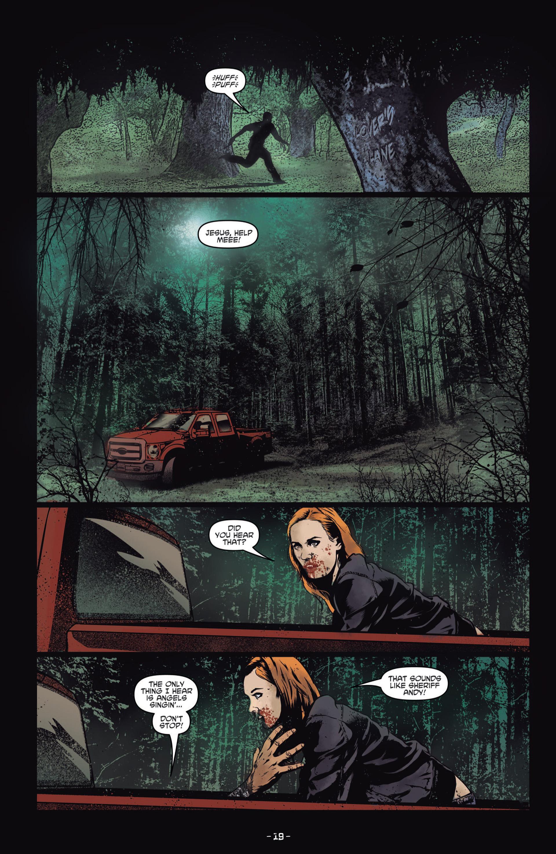 Read online True Blood (2012) comic -  Issue #8 - 21