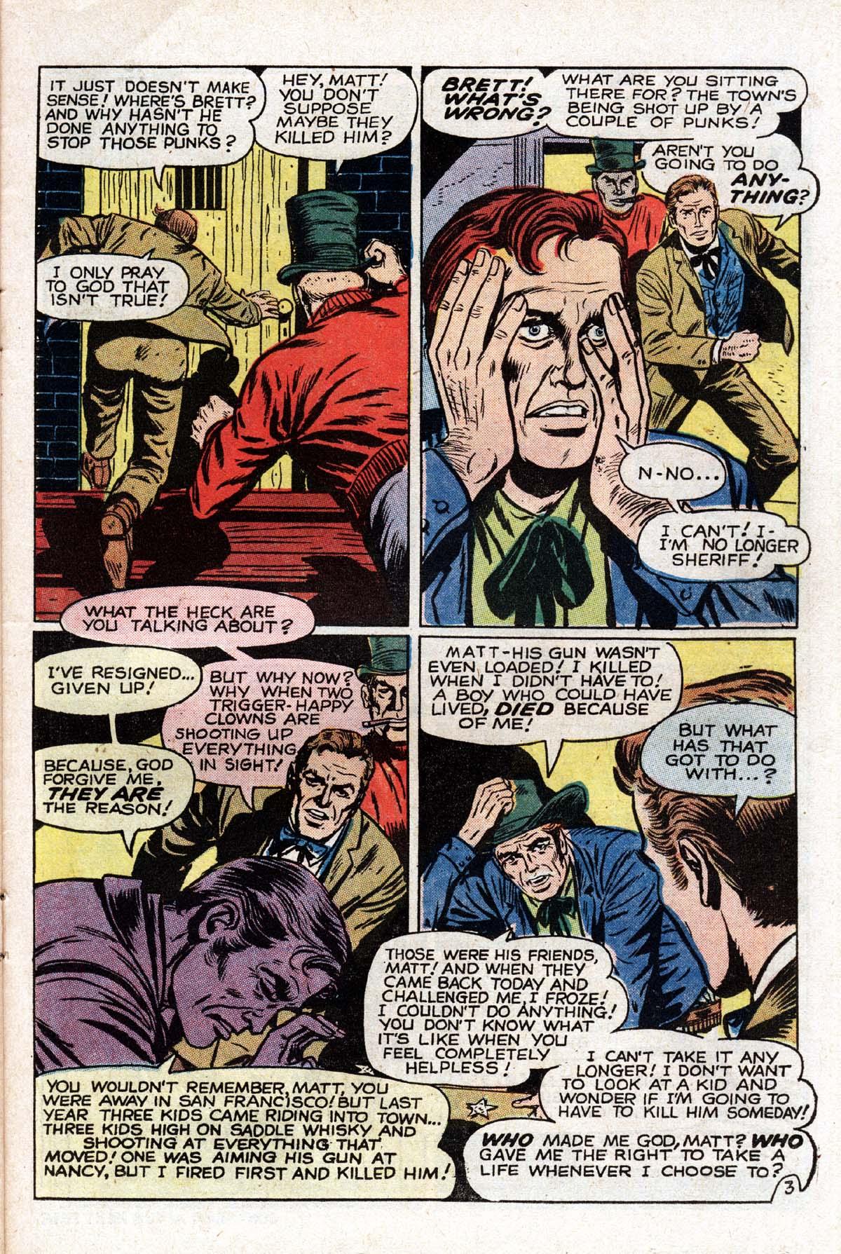 Read online Two-Gun Kid comic -  Issue #104 - 23