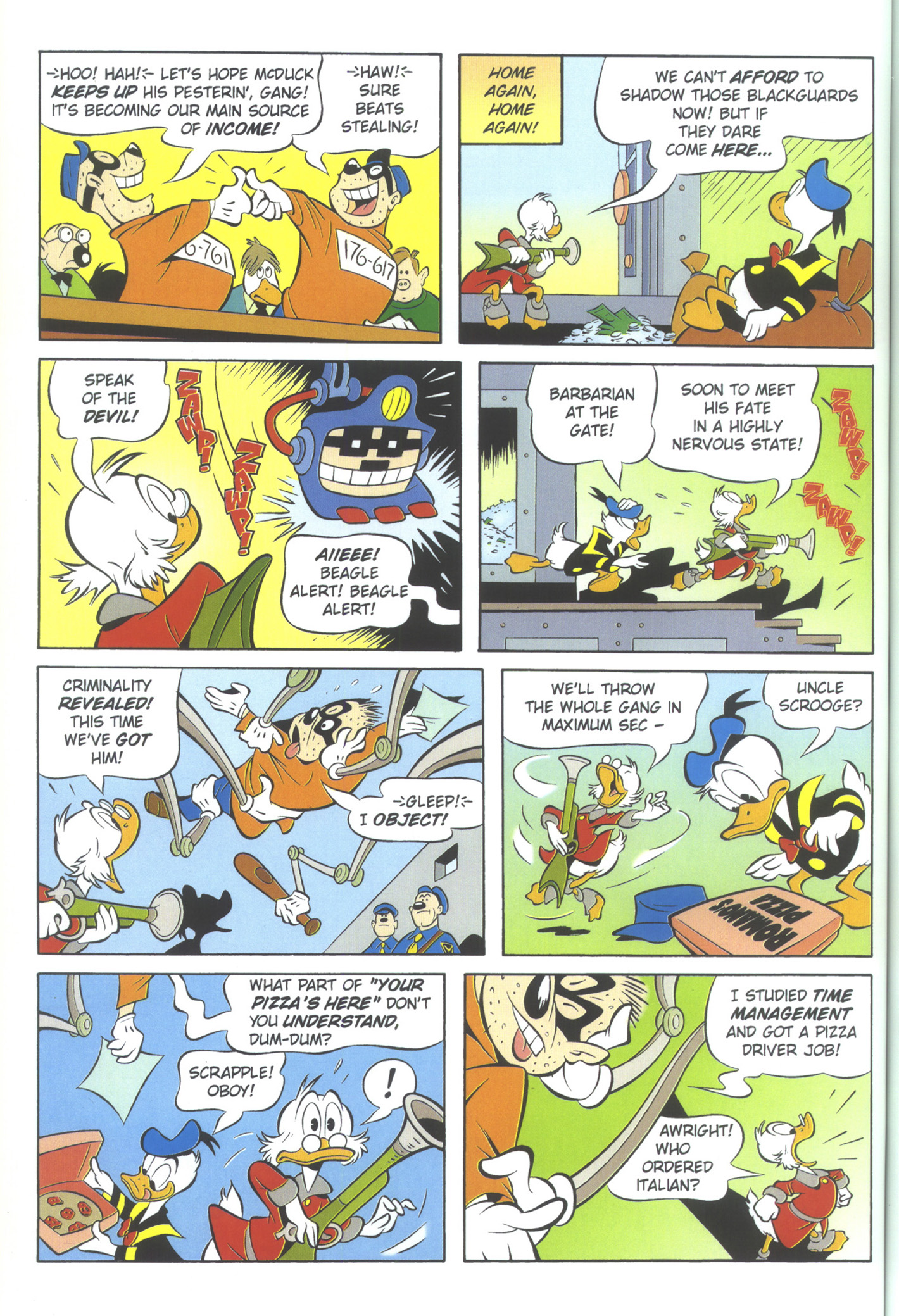 Read online Uncle Scrooge (1953) comic -  Issue #365 - 57