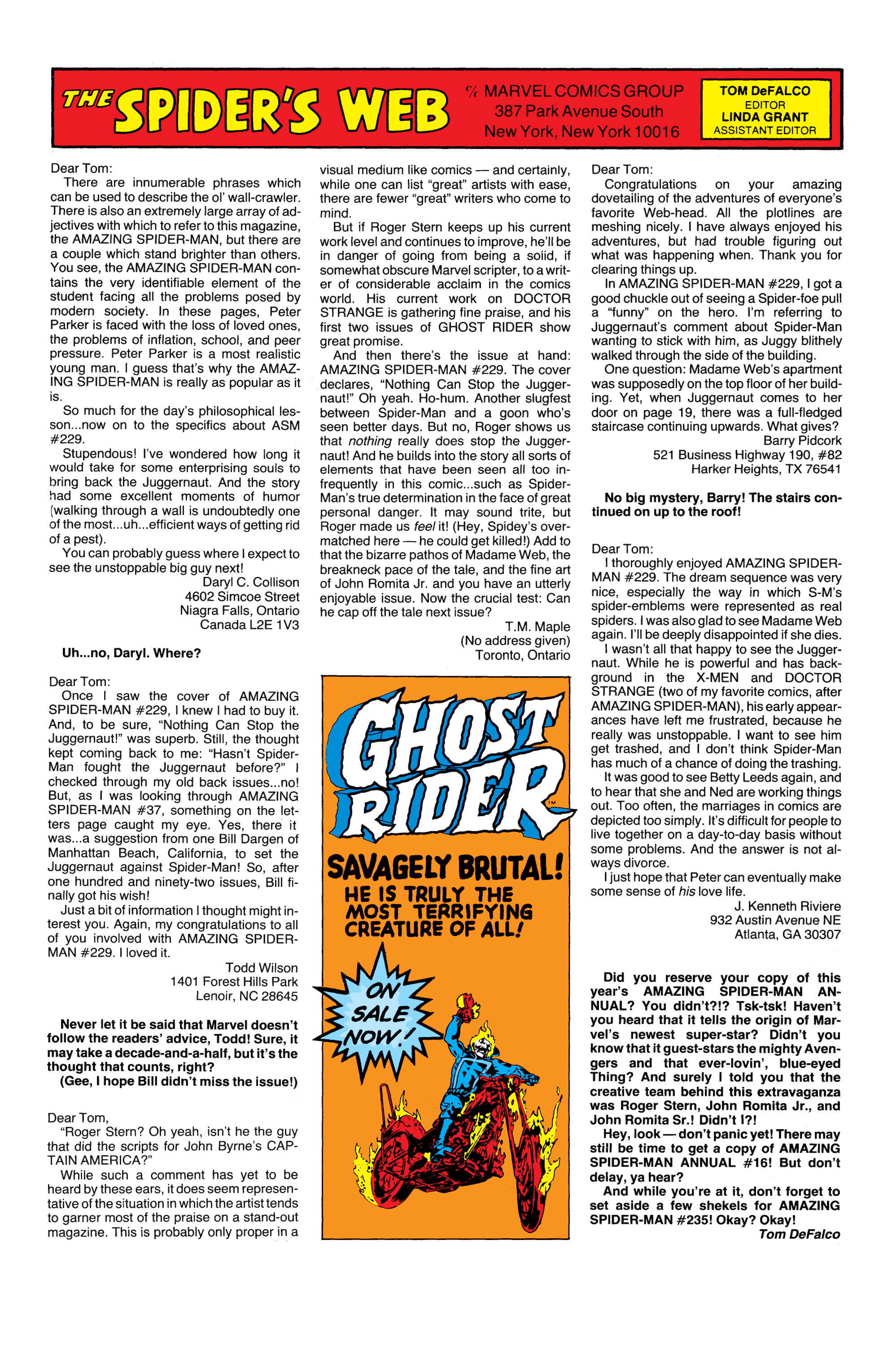 The Amazing Spider-Man (1963) 234 Page 23