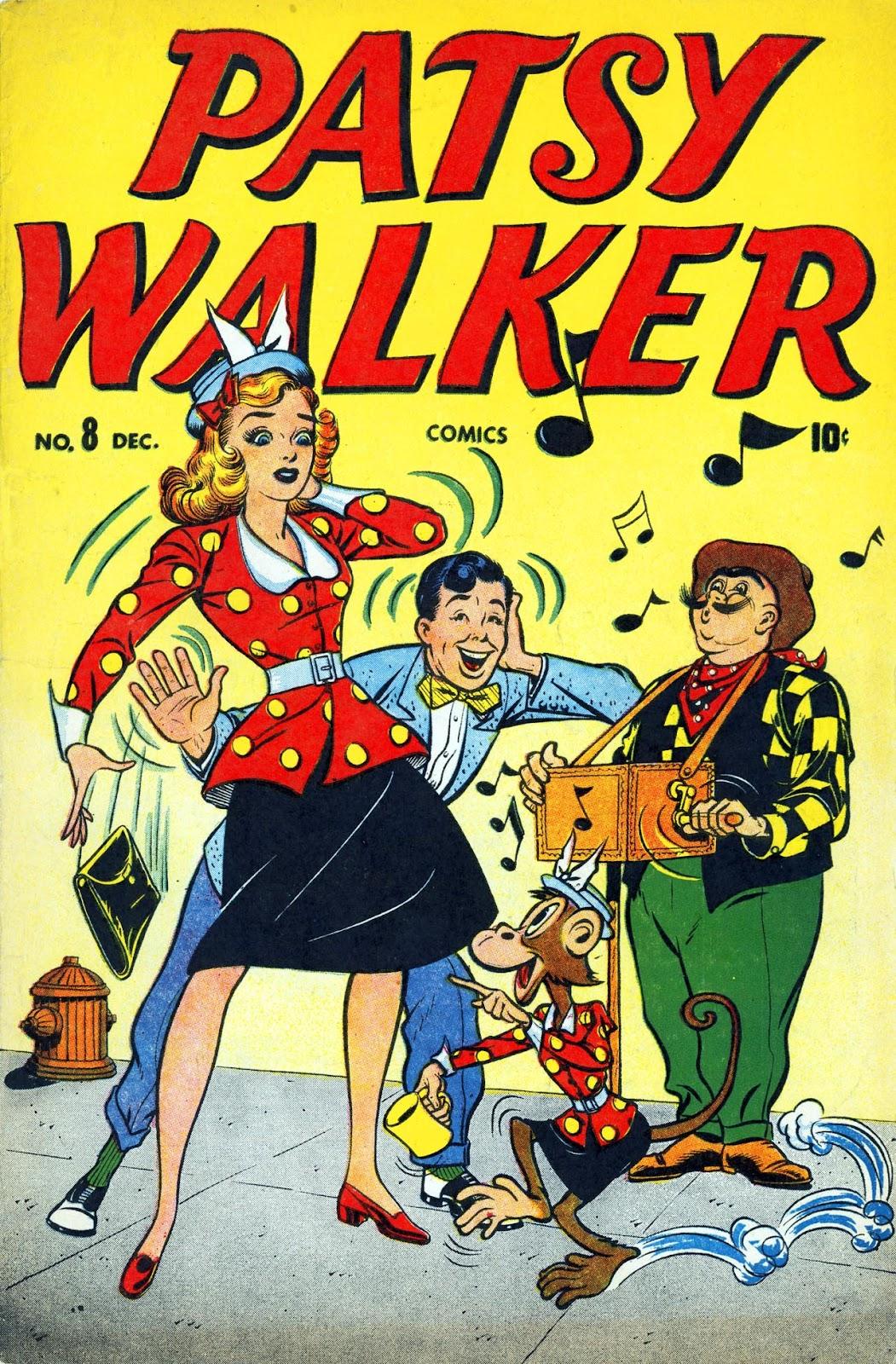 Patsy Walker 8 Page 1