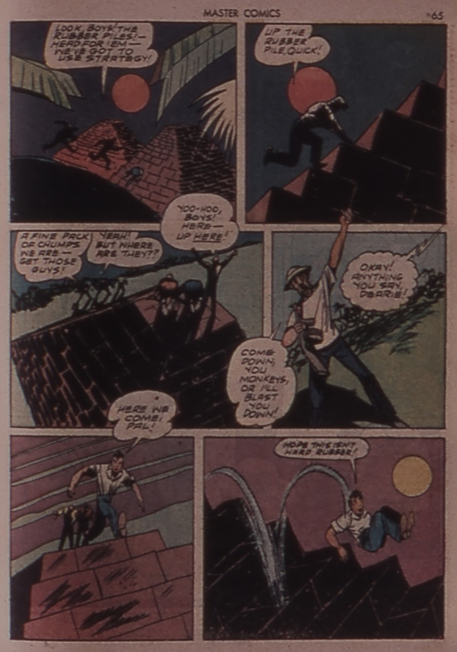 Master Comics issue 30 - Page 65