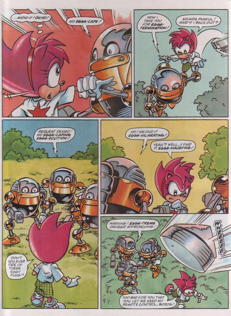 Read online Sonic the Comic comic -  Issue #95 - 19