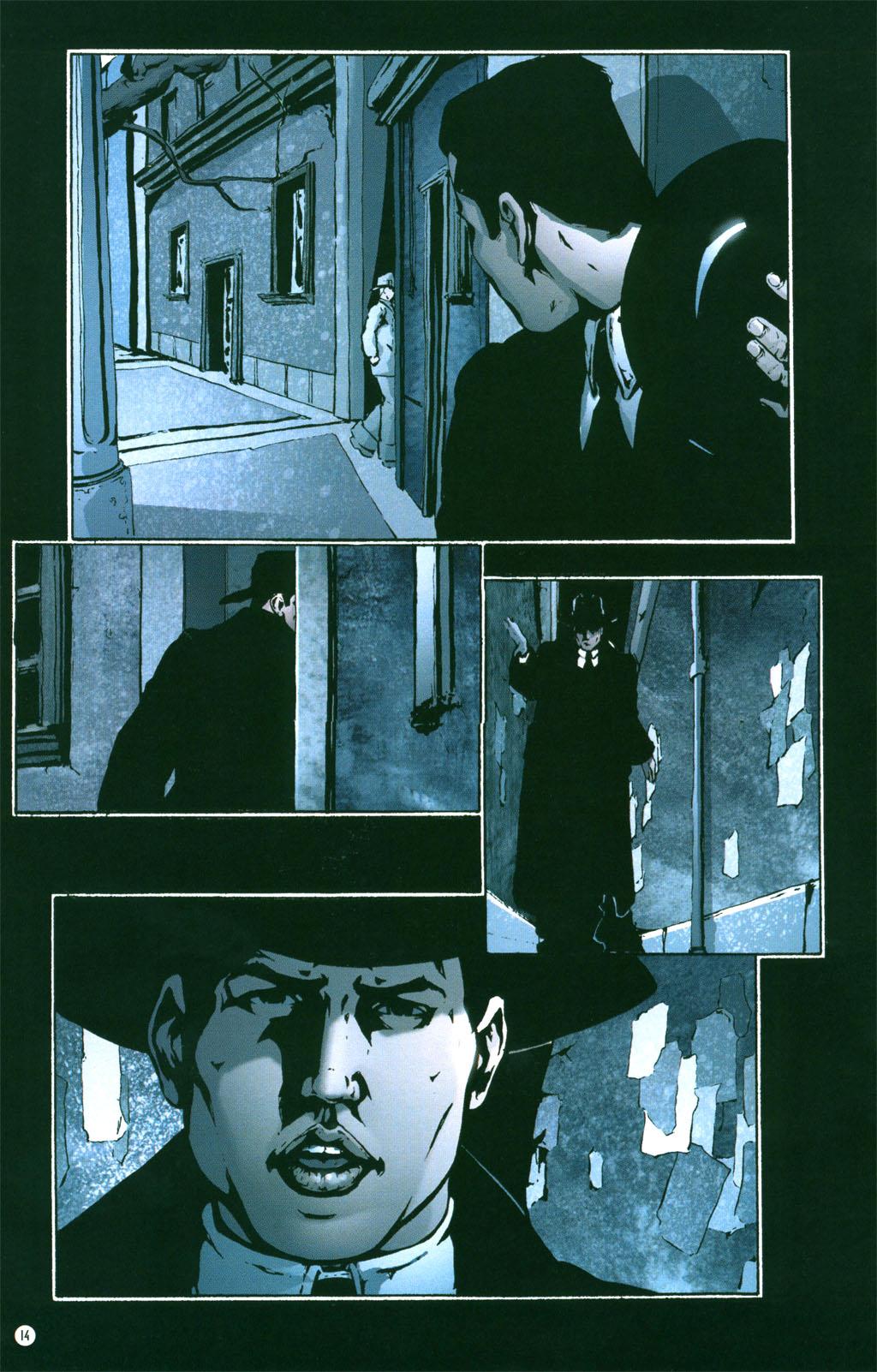 Read online Rex Mundi comic -  Issue #4 - 16