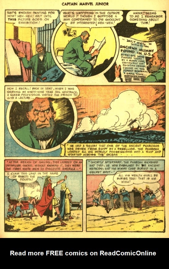 Captain Marvel, Jr. issue 39 - Page 11
