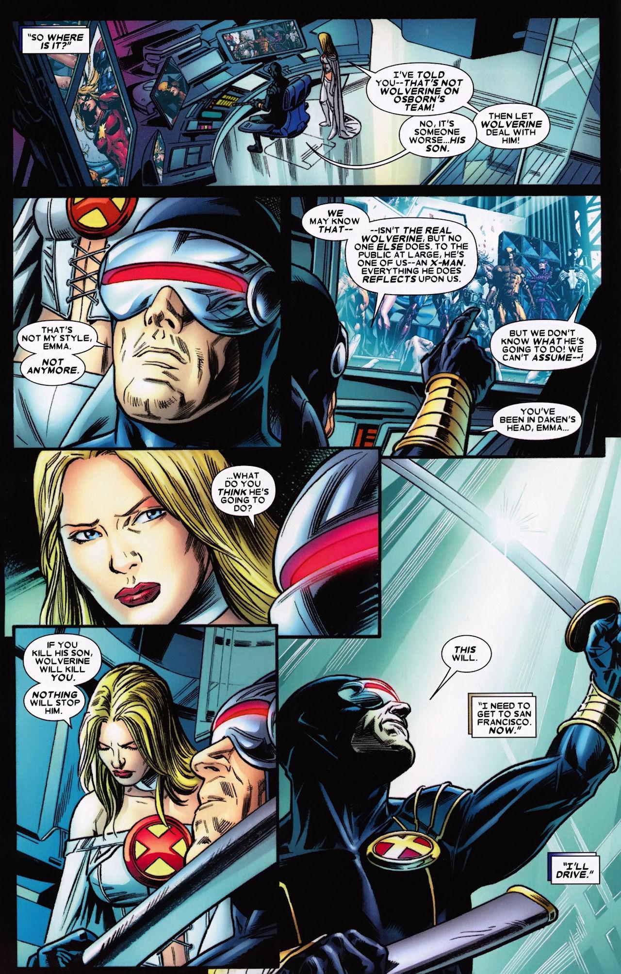 Read online Wolverine: Origins comic -  Issue #33 - 21