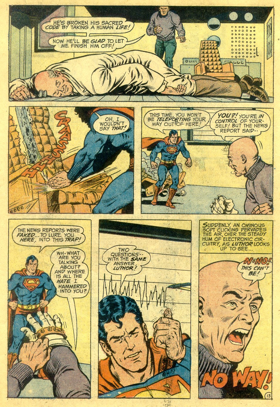 Action Comics (1938) 423 Page 16