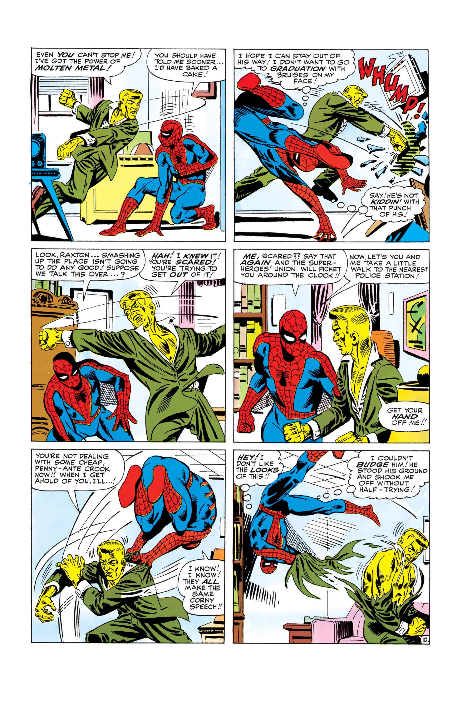 The Amazing Spider-Man (1963) 28 Page 10