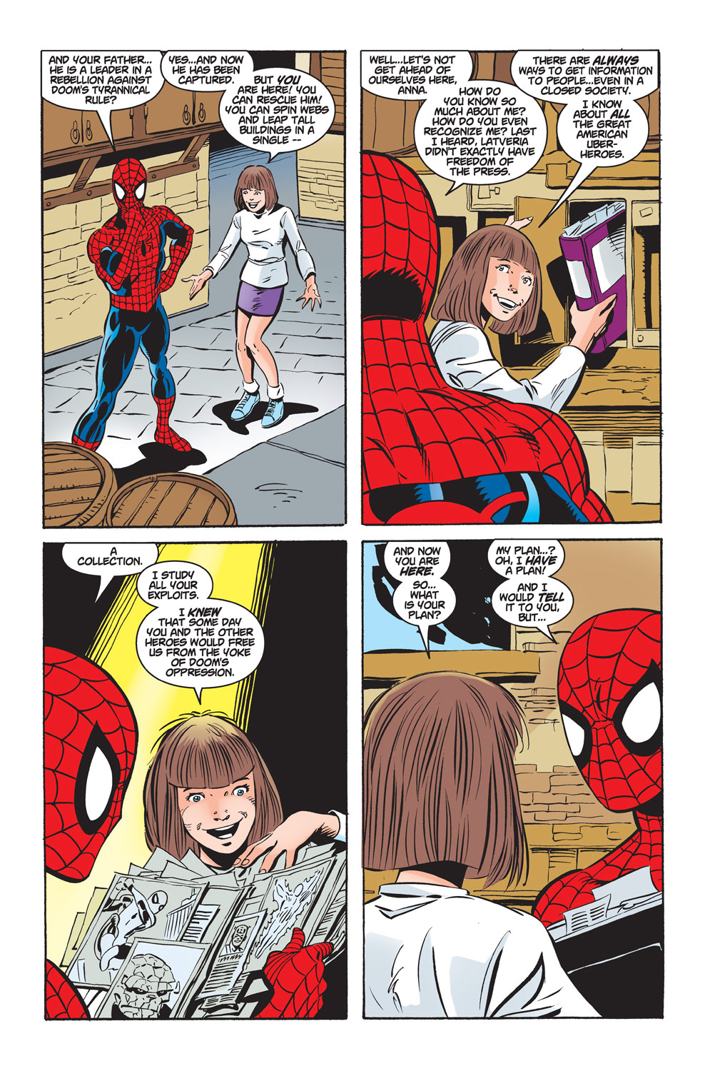 The Amazing Spider-Man (1999) 15 Page 15