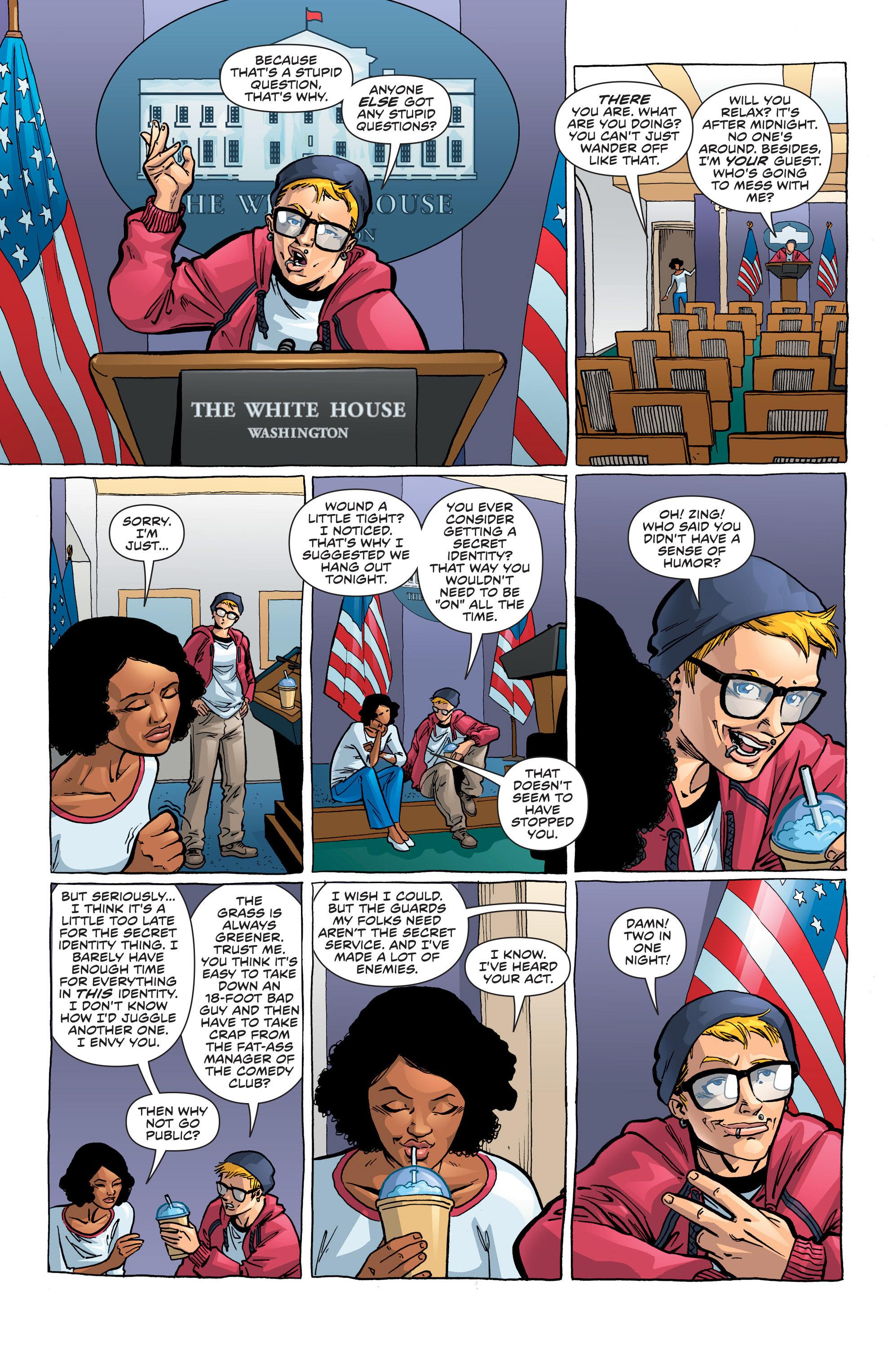 Read online Secret Identities comic -  Issue # _TPB - 44