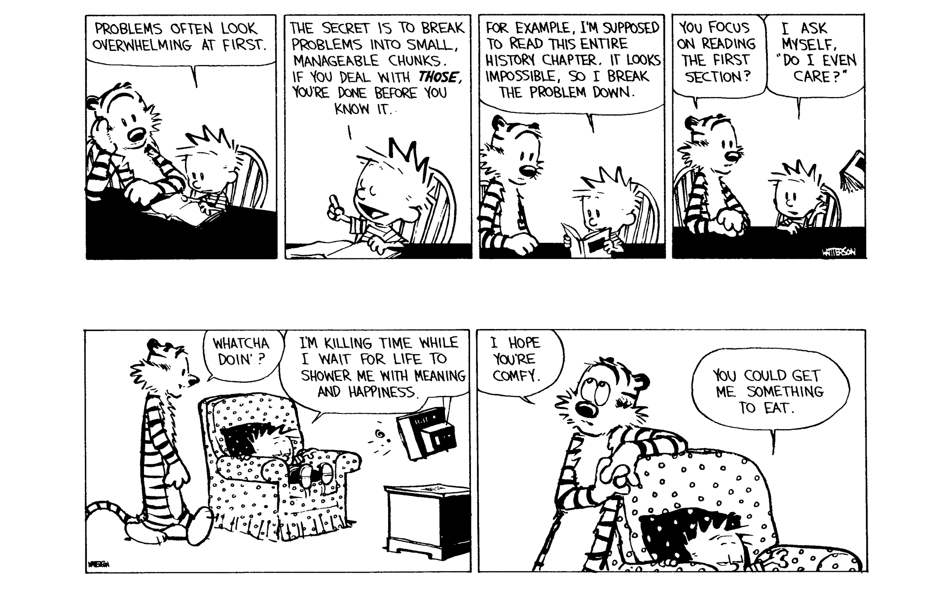 Calvin and Hobbes Issue 9 | Viewcomic reading comics online